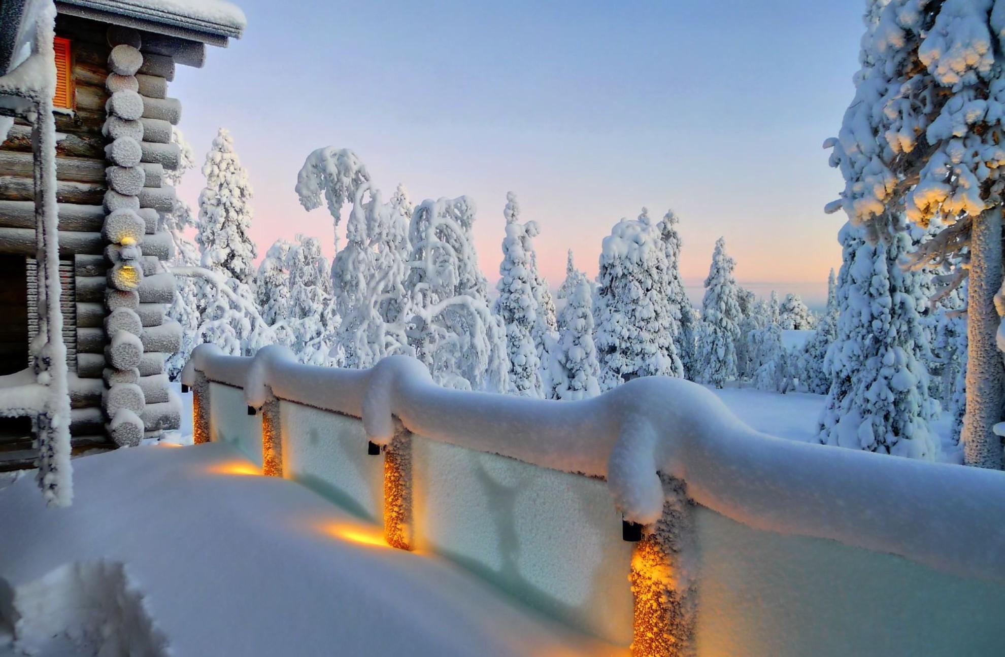 необычные картинки про зиму что валерий
