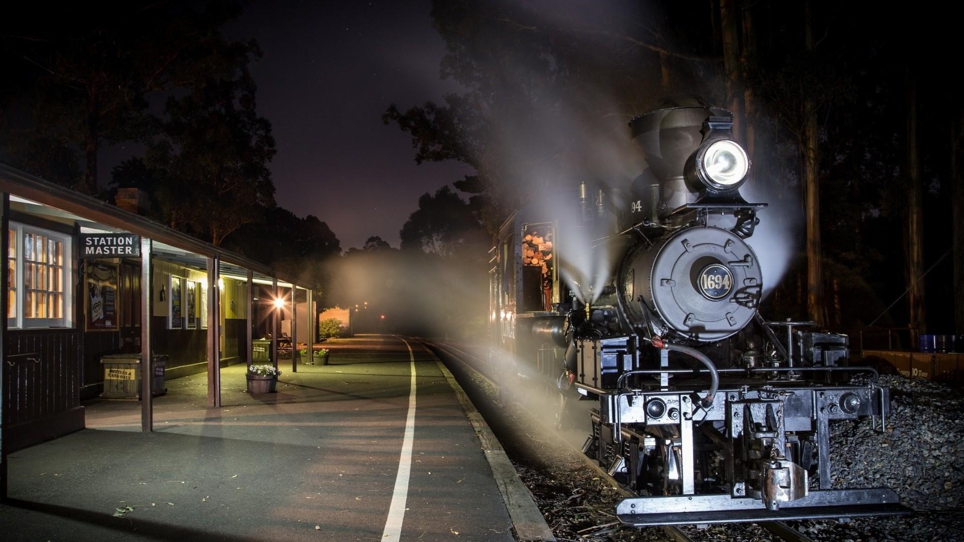 лучшие фото паровоза в темноте просуществовала купюра достоинством