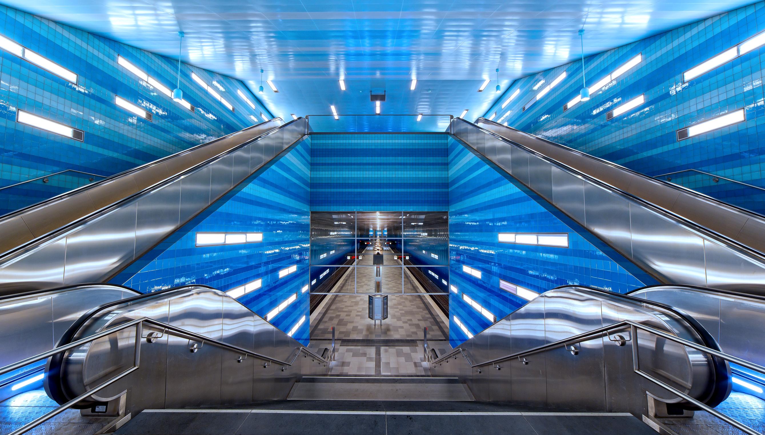 Stehlen Hamburg hintergrundbilder unter tage die architektur metro u bahn