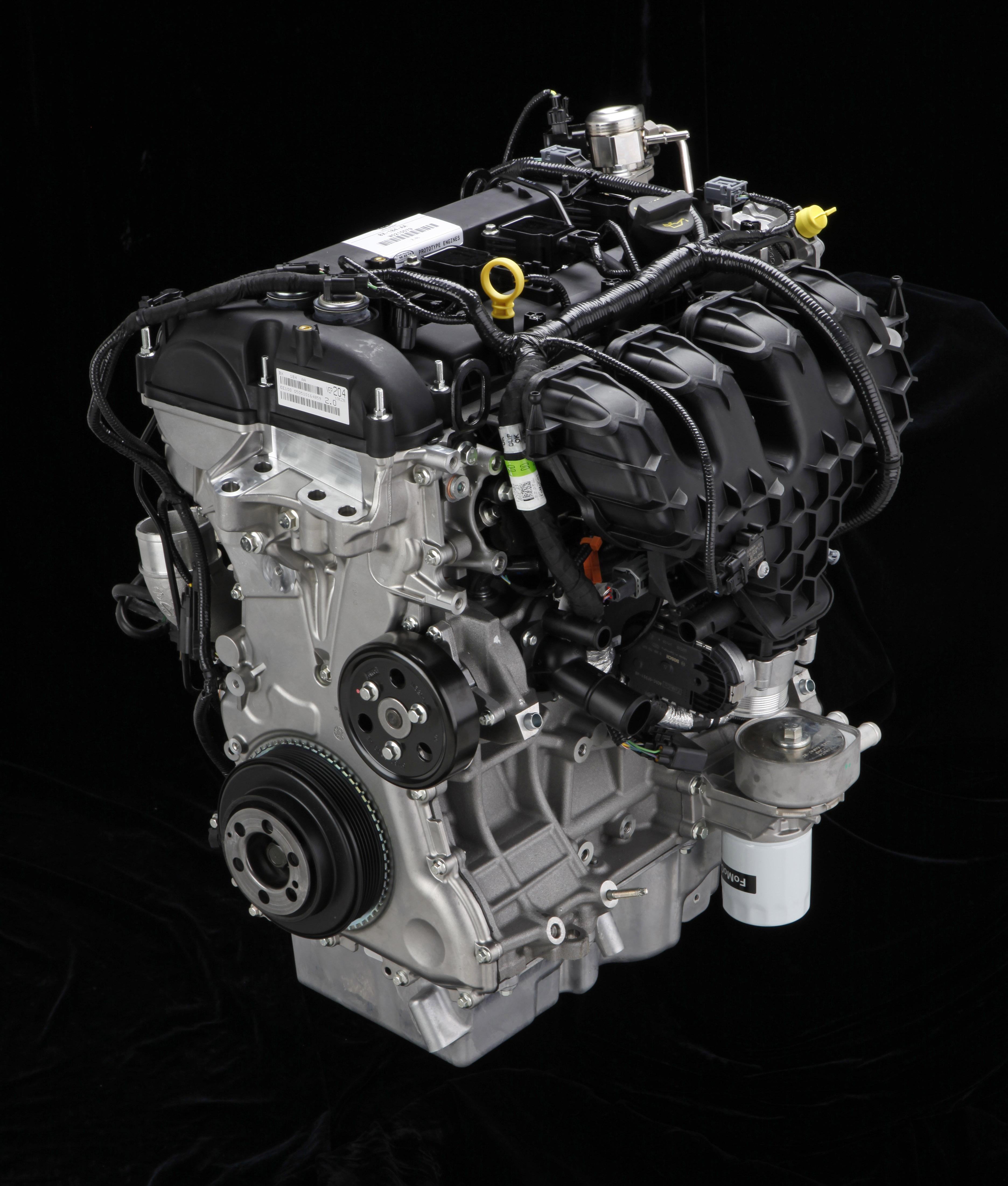 Двигатель Duratec HE 2,0 (MI 4) LF модель AODA, AODB...
