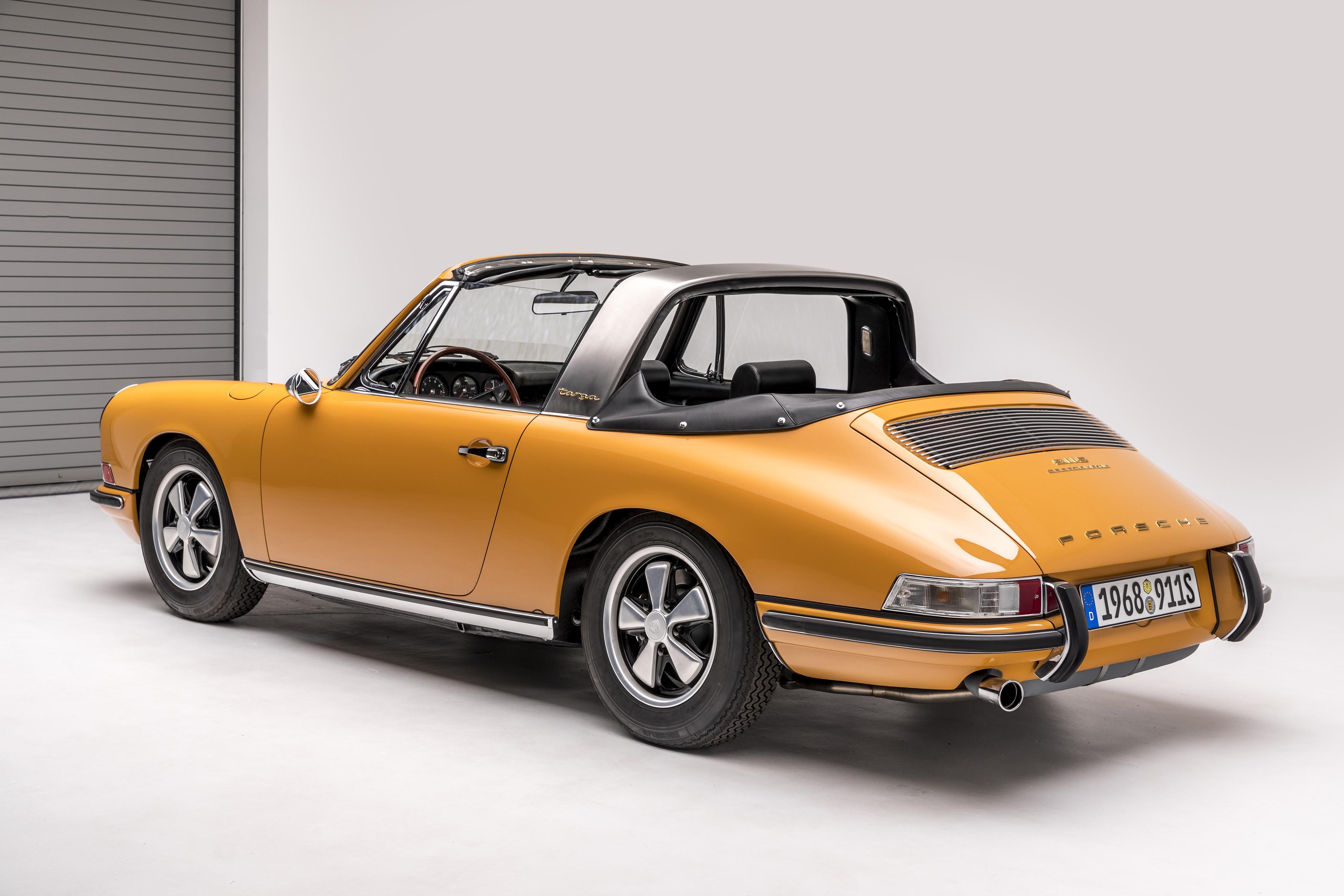 Porsche 911 Targa 4S Exclusive Design Edition Wears ...  Classic Porsche Targa