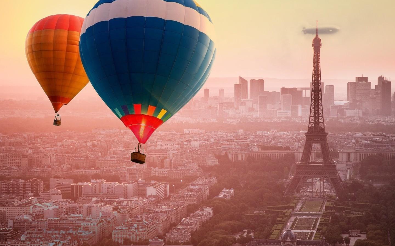Wallpaper : vehicle, aircraft, hot air balloons, Paris, Toy ...