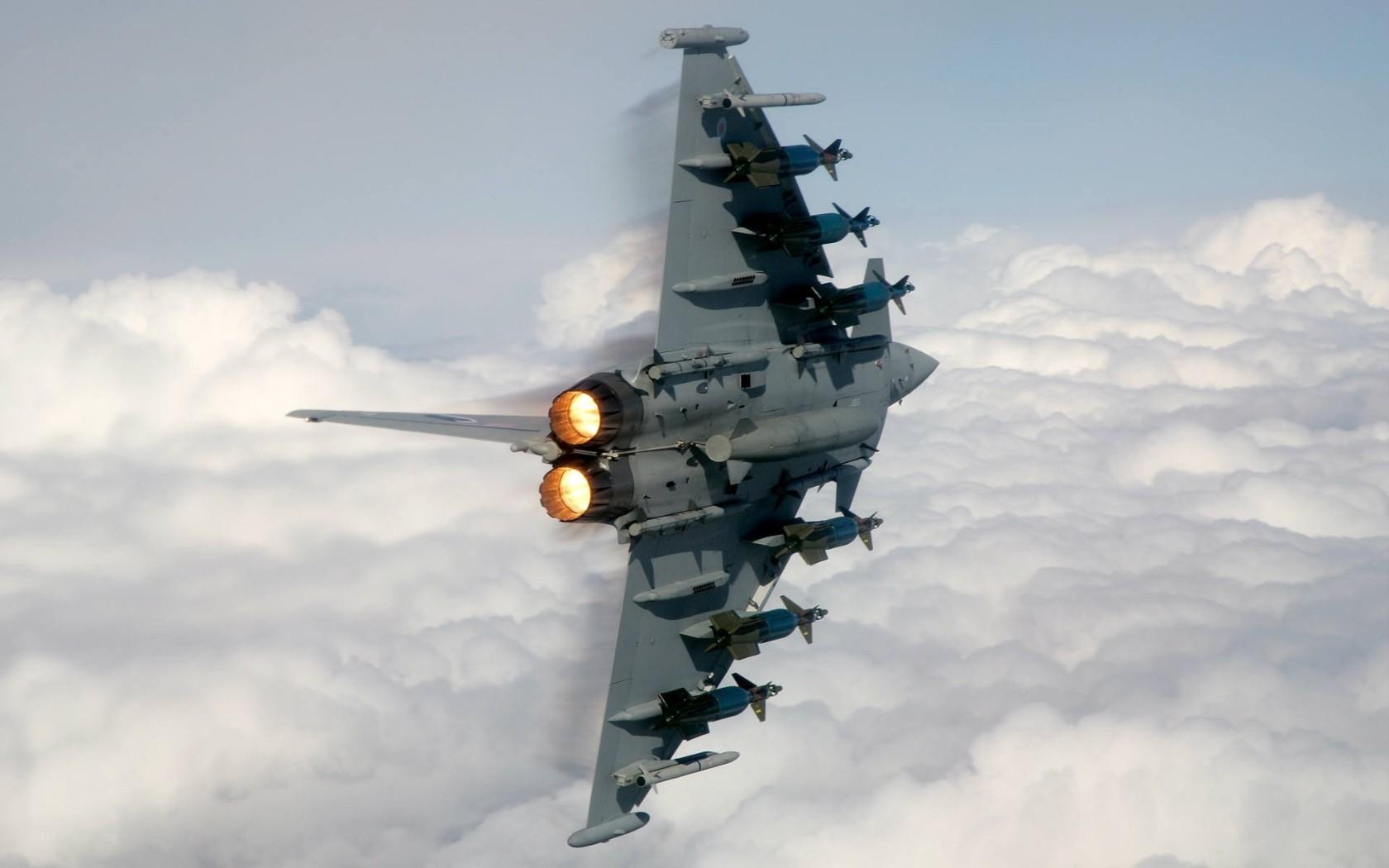 Обои Mcdonnell douglas, истребитель, Самолёт, eagle, Облака. Авиация foto 13