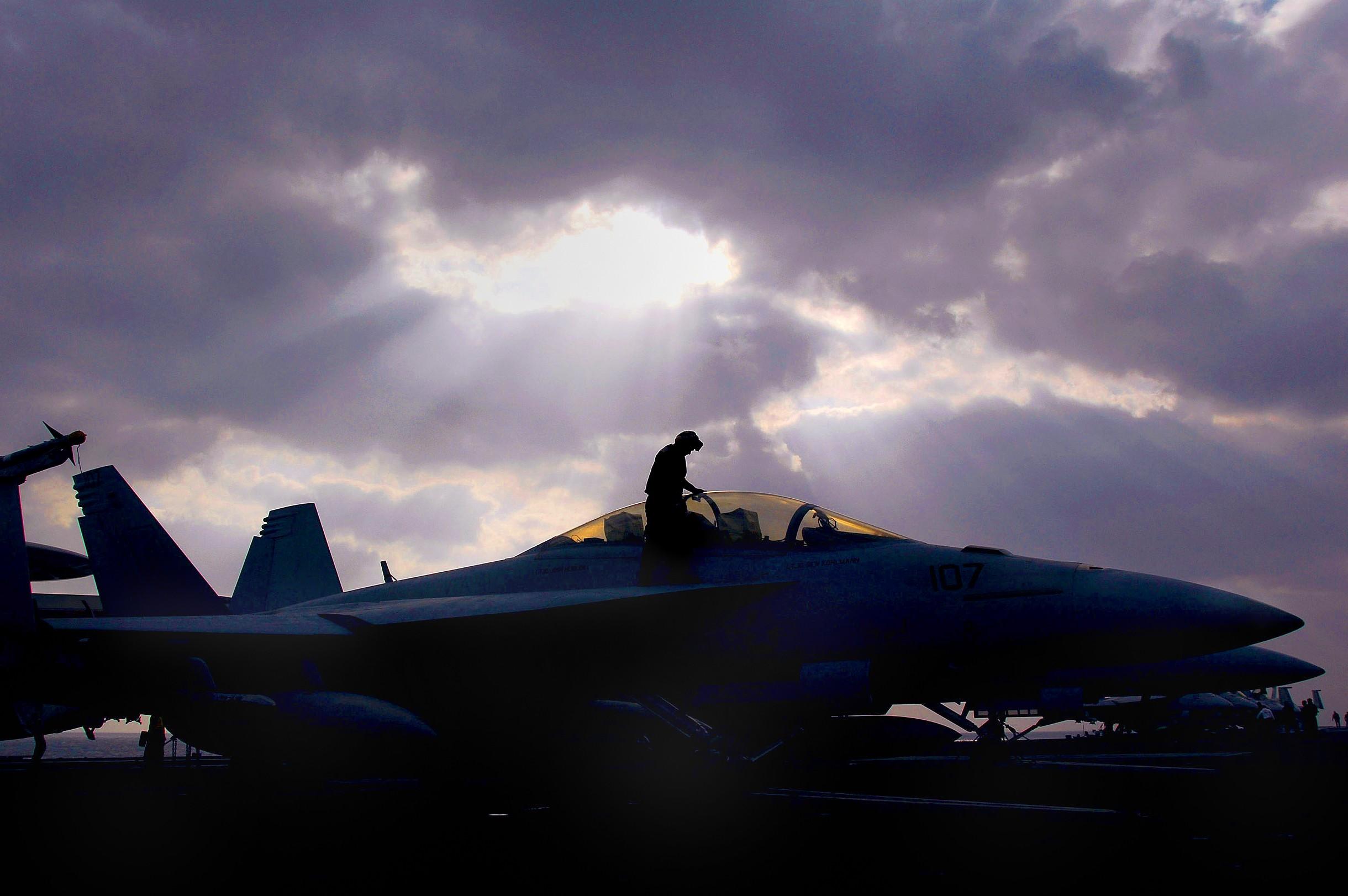 Обои Mcdonnell douglas, истребитель, Самолёт, eagle, Облака. Авиация foto 10