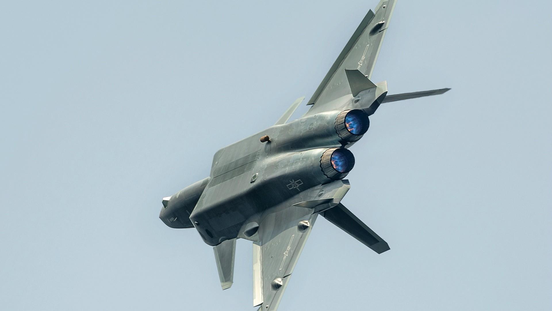 Fondos De Pantalla Vehículo Aeronave Militar Plaaf J20