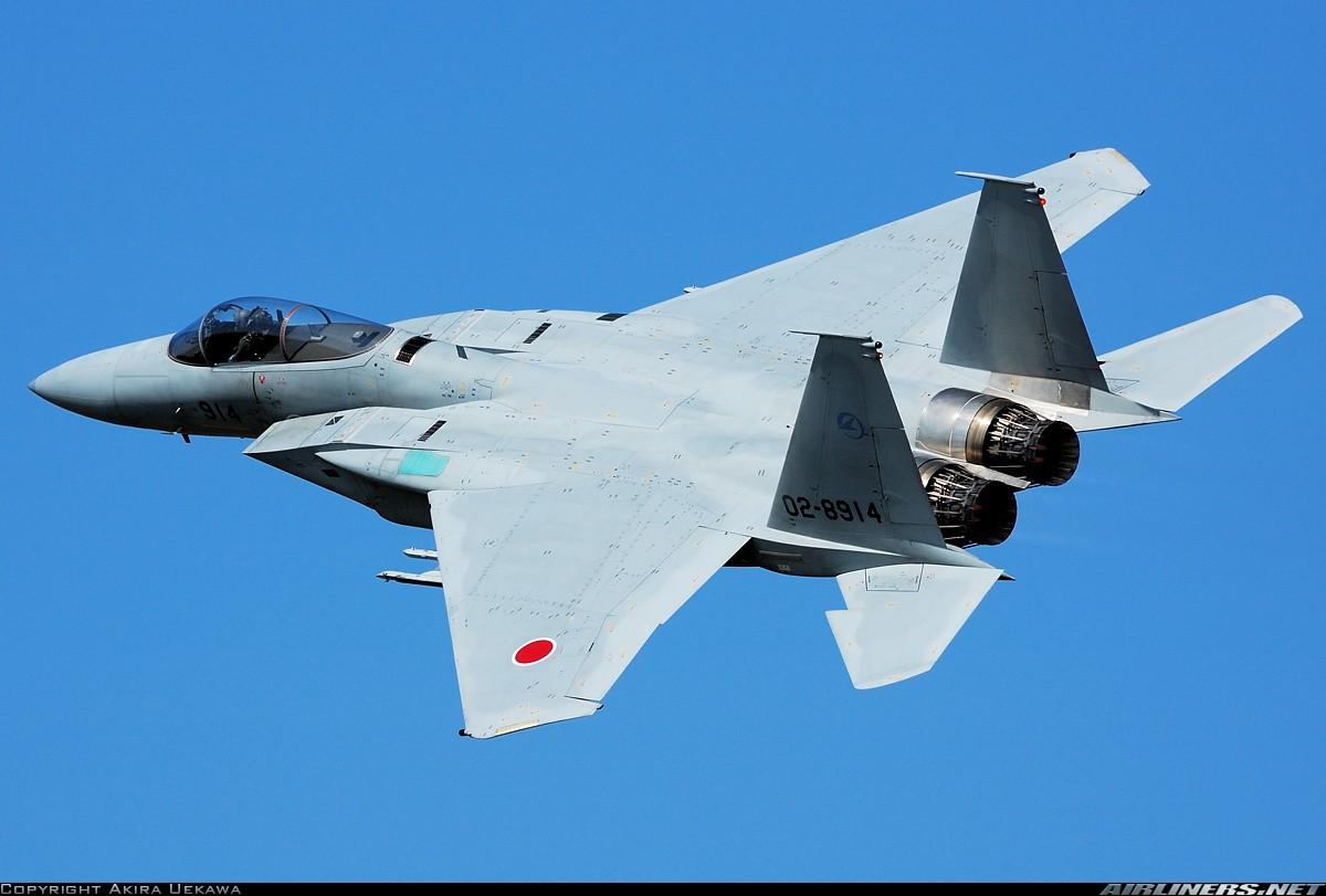 Обои Самолёт, f-15j. Авиация foto 10