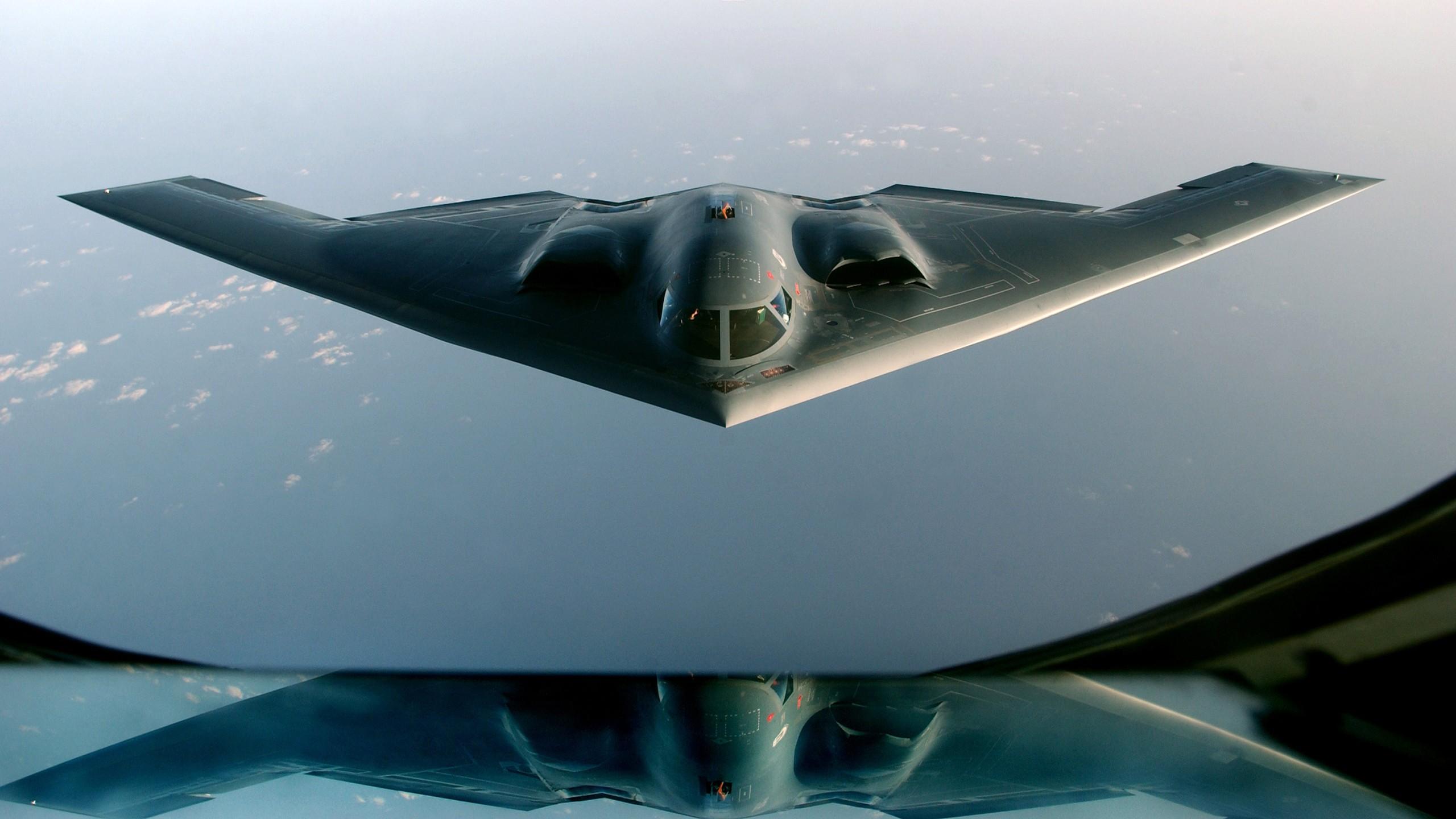 Обои B-2a, стратегический, бомбардировщик. Авиация foto 16