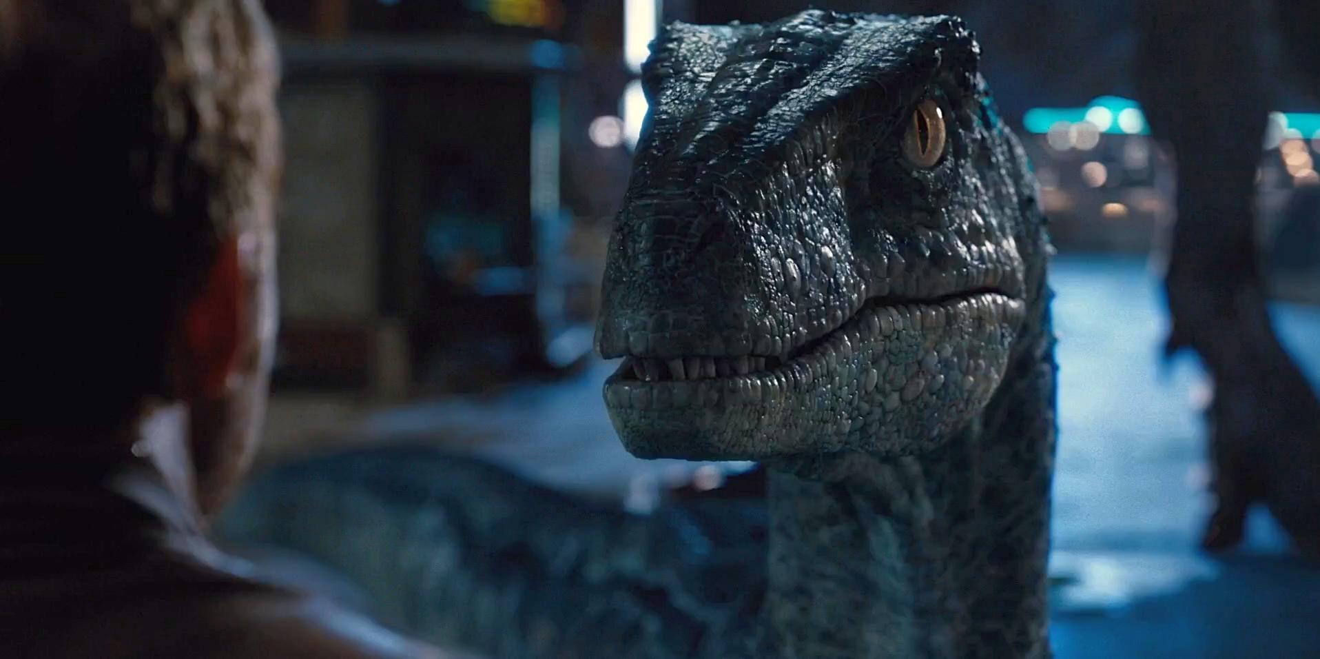 Velociraptors Jurassic World Dinosaurs Animals Movies Screen Shot