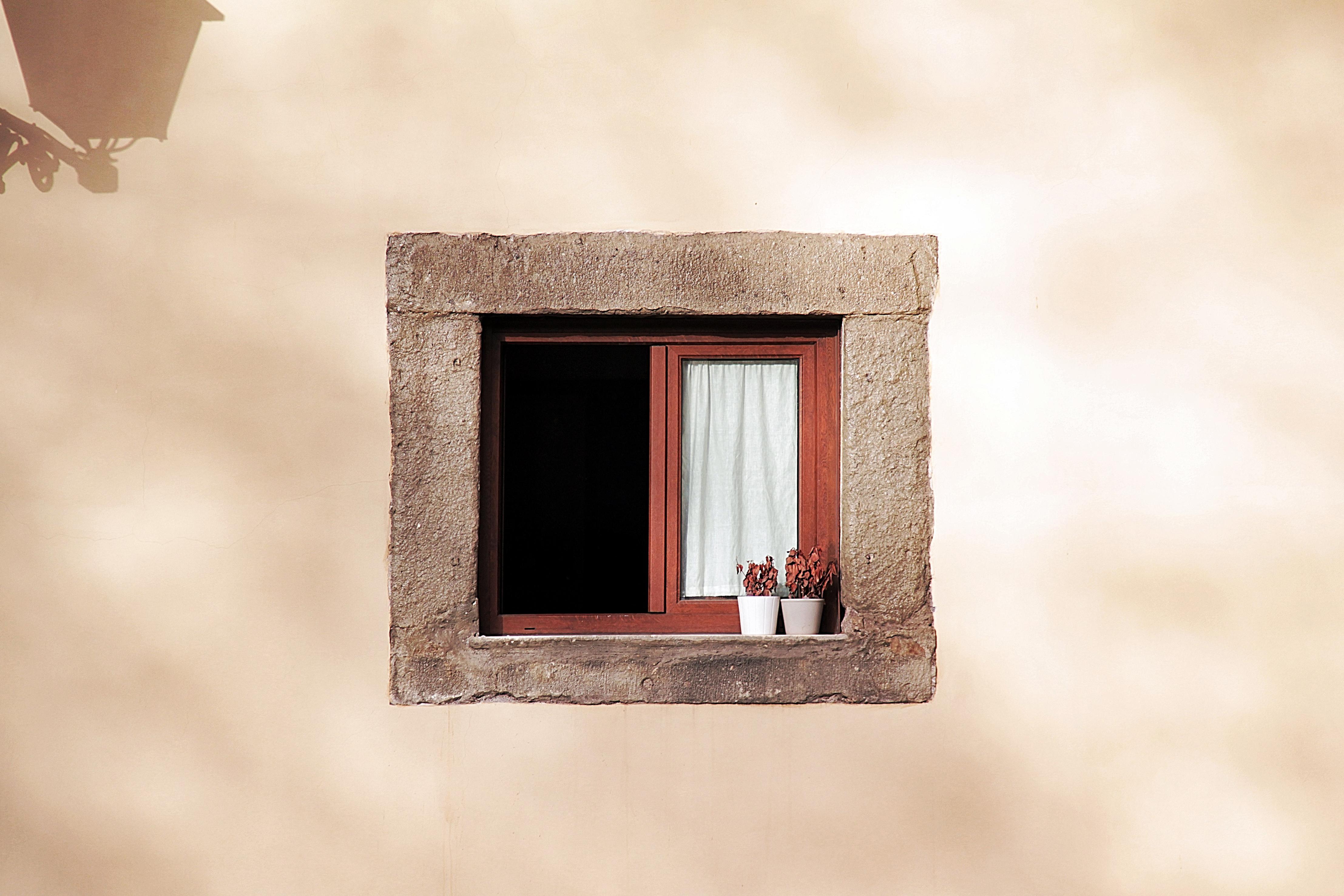 Fondos de pantalla : Ventana, centrado, maceta, ventana, Simetría ...