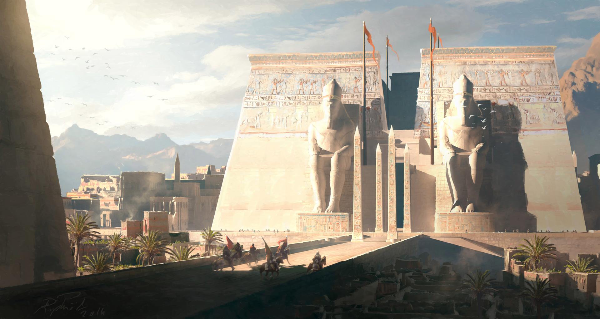 Wallpaper Video Games Assassin S Creed Origins Egypt