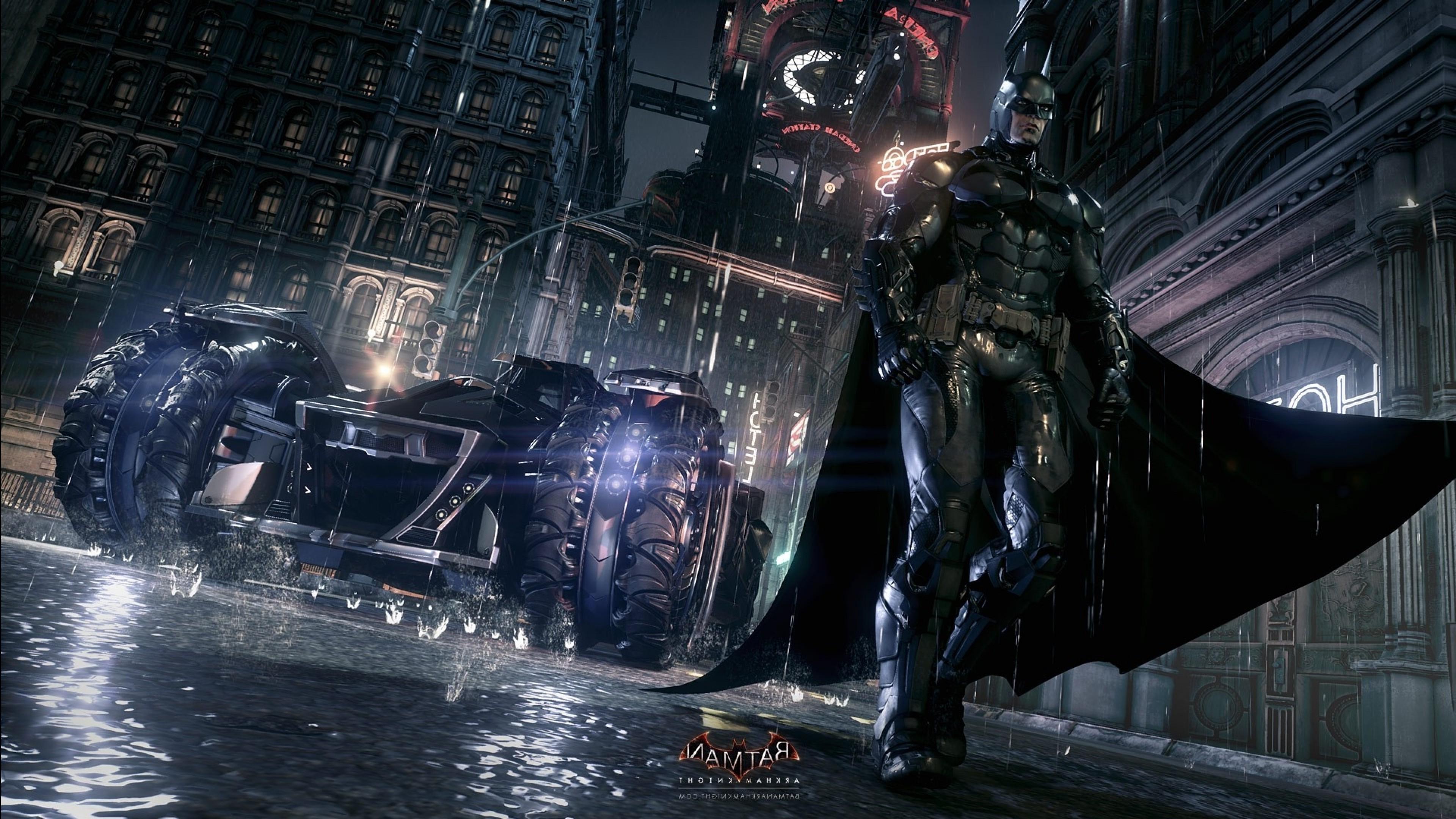 Скачать игру batman arkham knight на компьютер