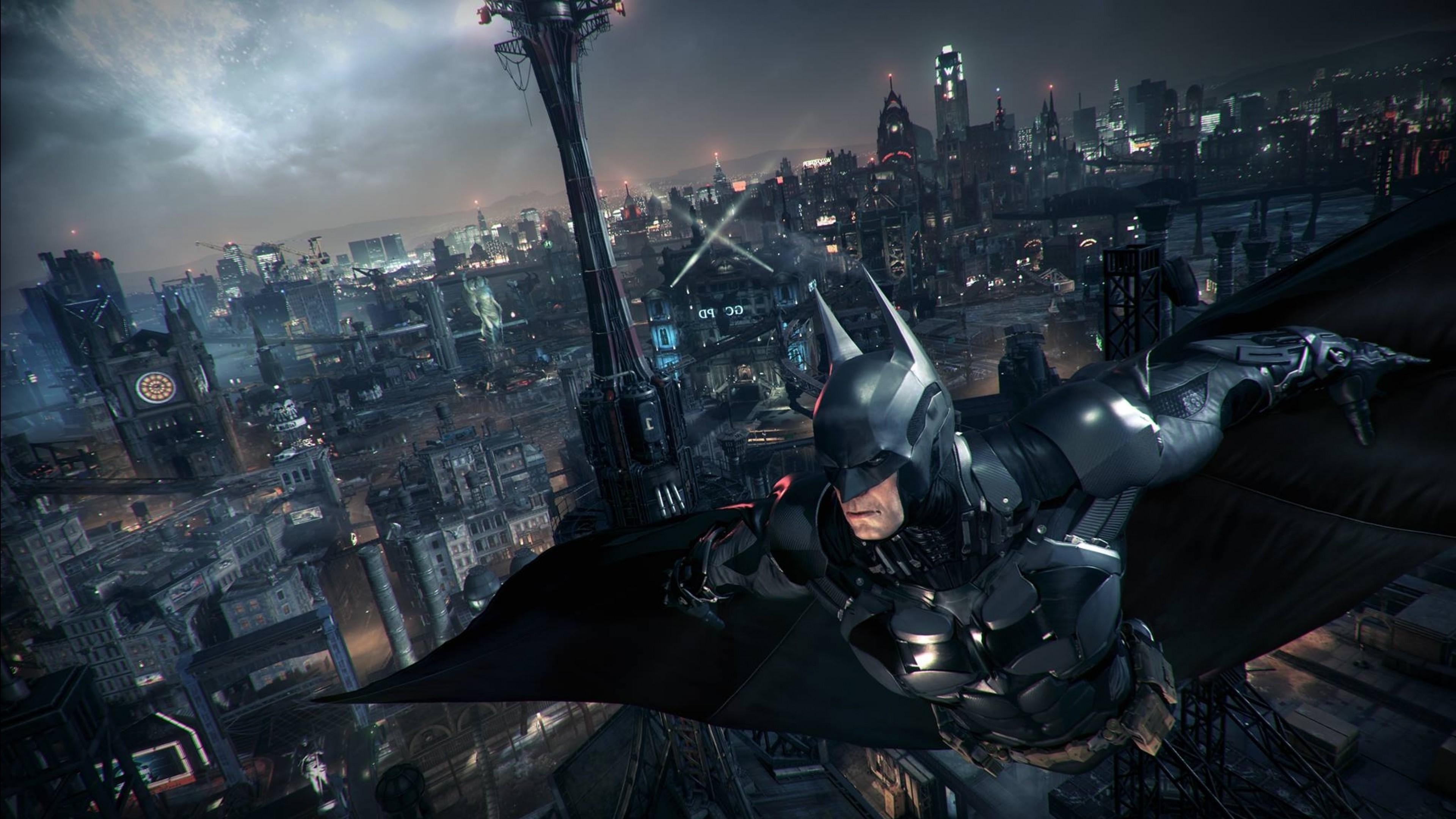 Wallpaper video games batman arkham knight rocksteady for Batman arkham knight wallpaper 1920x1080