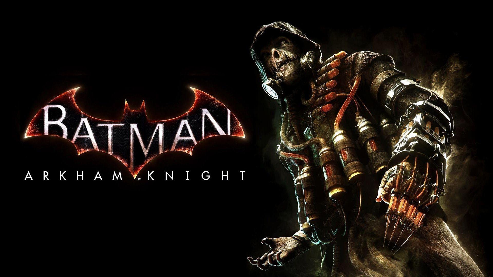 Batman Arkham Knight Rocksteady Gotham City