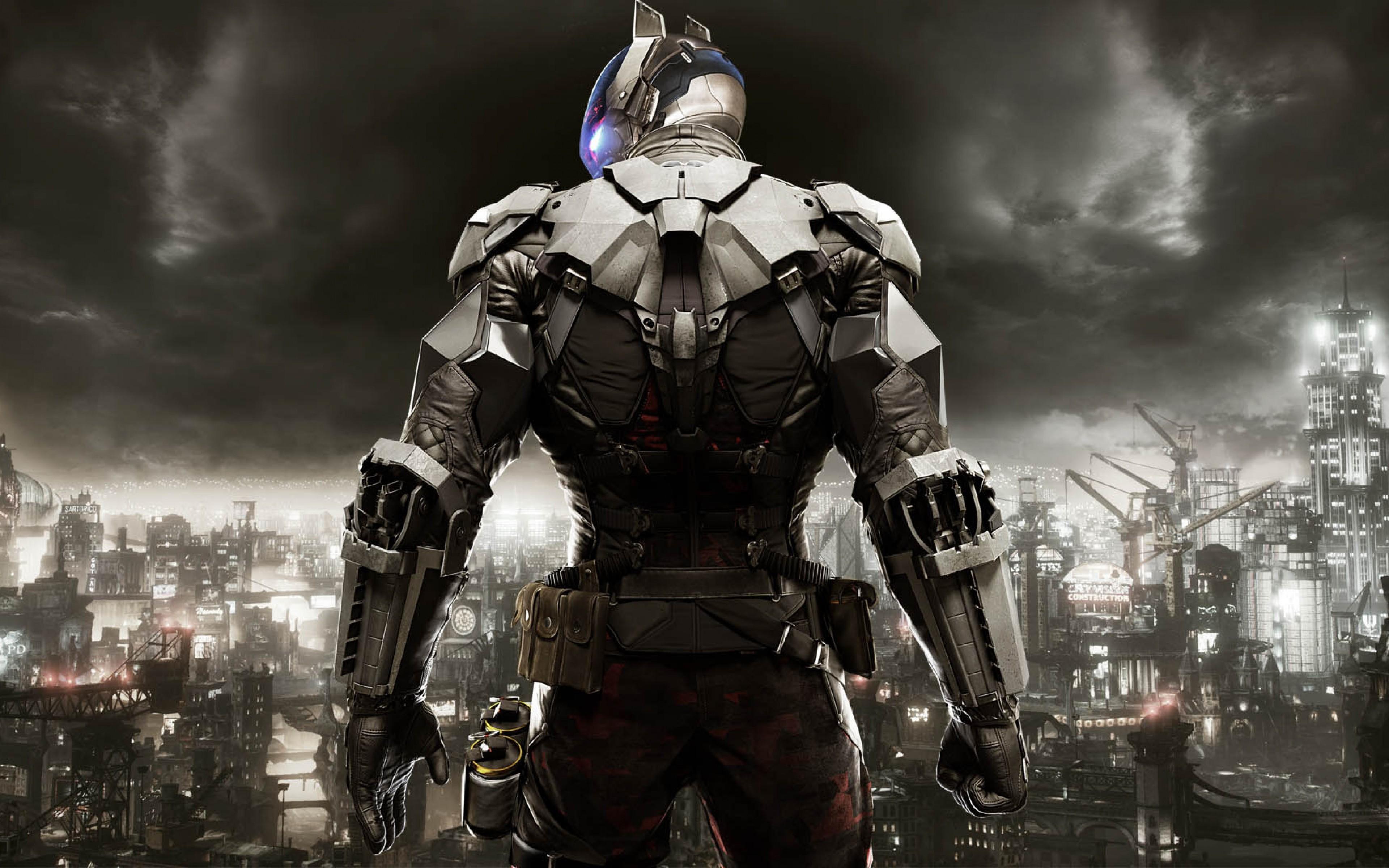 Download Wallpaper High Quality Video Game - video-games-Batman-Arkham-Knight-video-game-characters-darkness-screenshot-computer-wallpaper-pc-game-705554  2018_991665.jpg