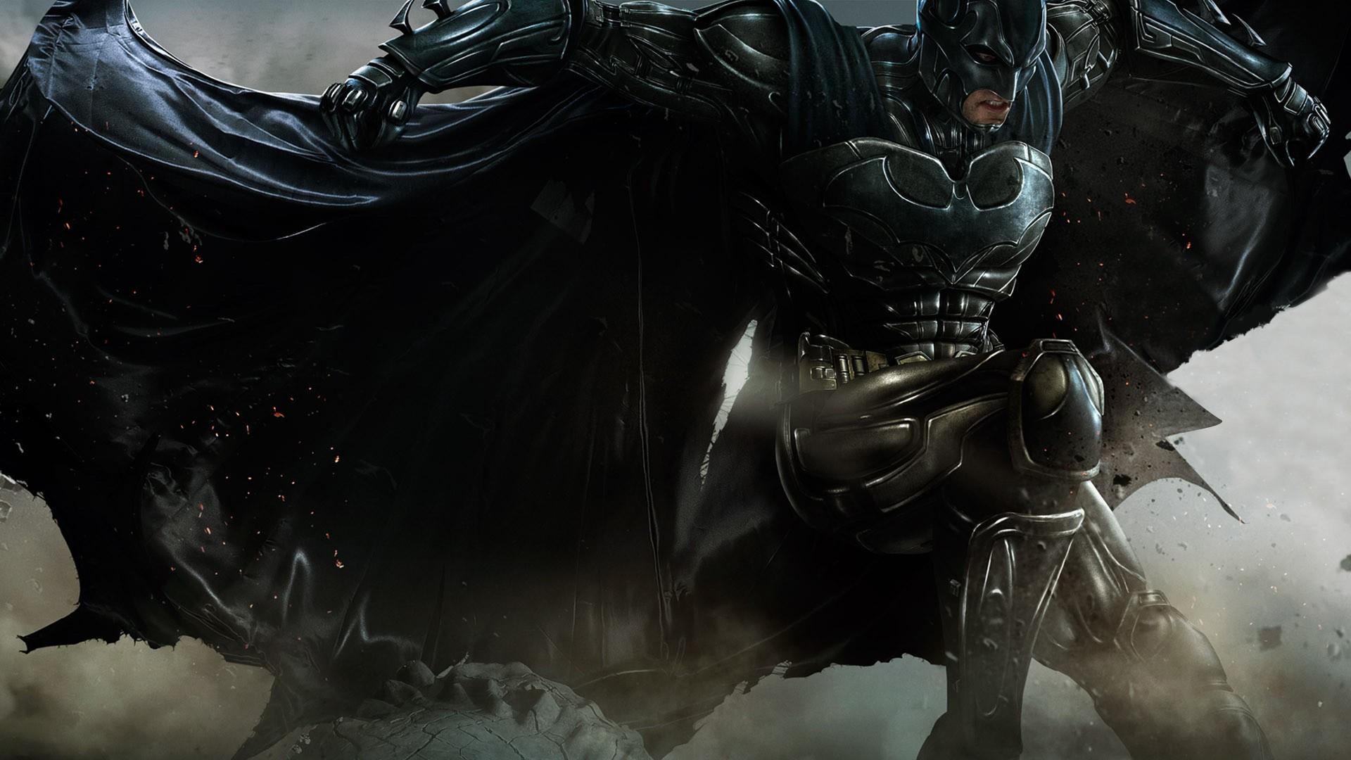 Video Games Batman Injustice Gods Among Us Darkness Screenshot Computer Wallpaper Fictional Character