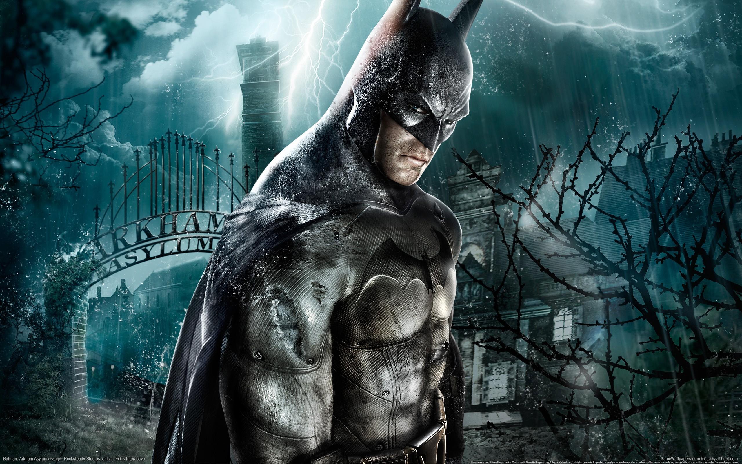batman arkham asylum - HD1920×1200