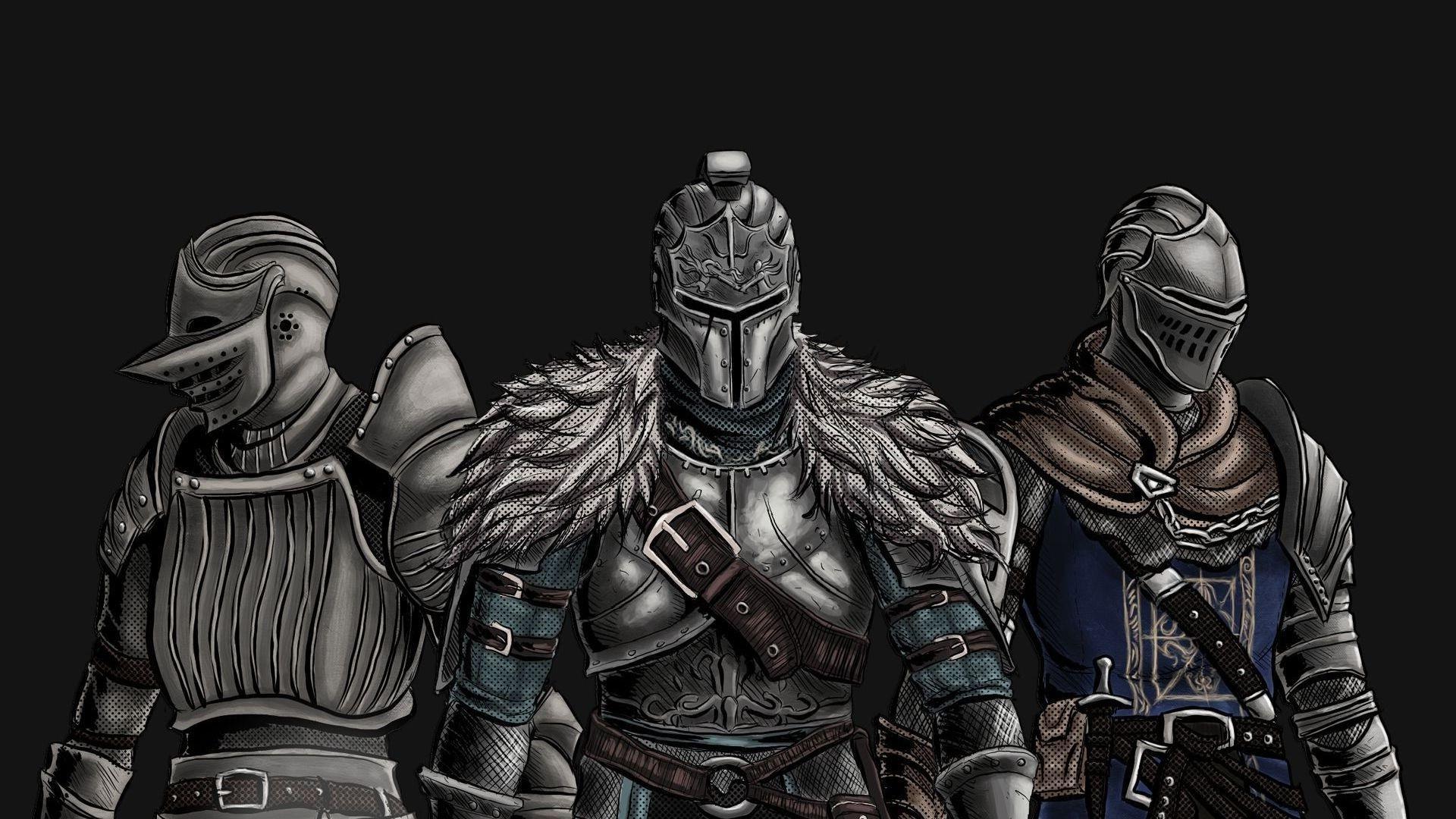 Fondos De Pantalla Videojuegos Dark Souls Ii Almas