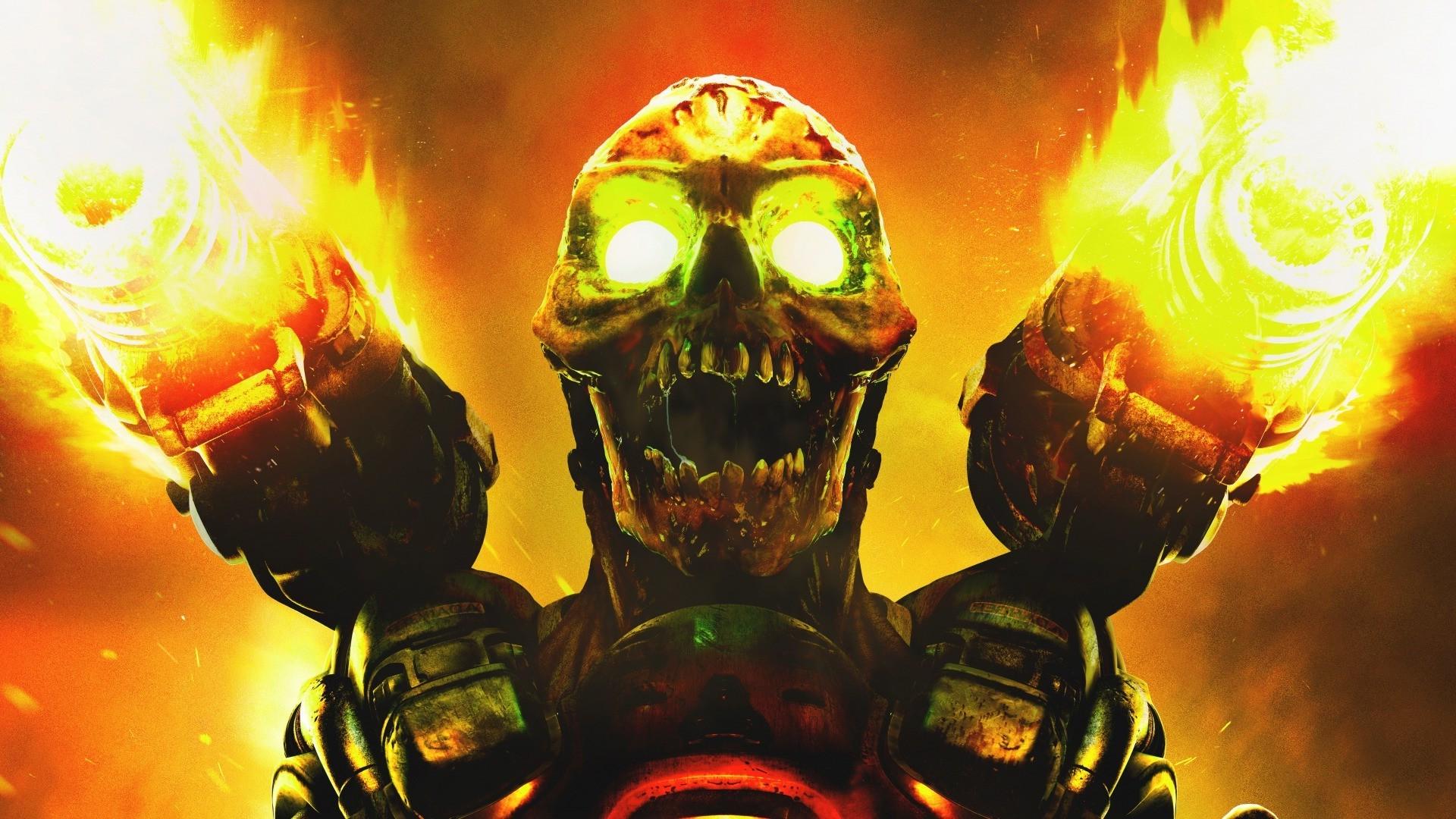 Wallpaper Video Games Doom 4 Bethesda Softworks Id