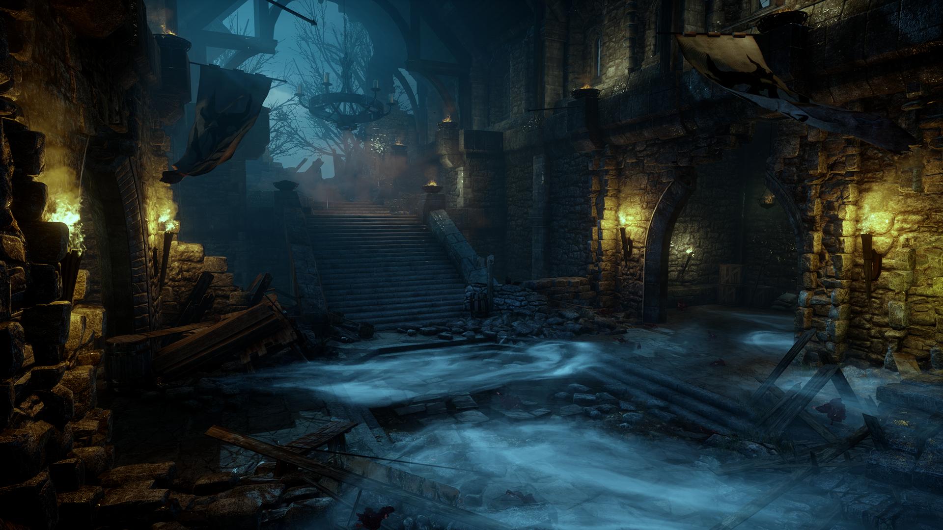 Wallpaper Video Games Dragon Age Dragon Age Inquisition