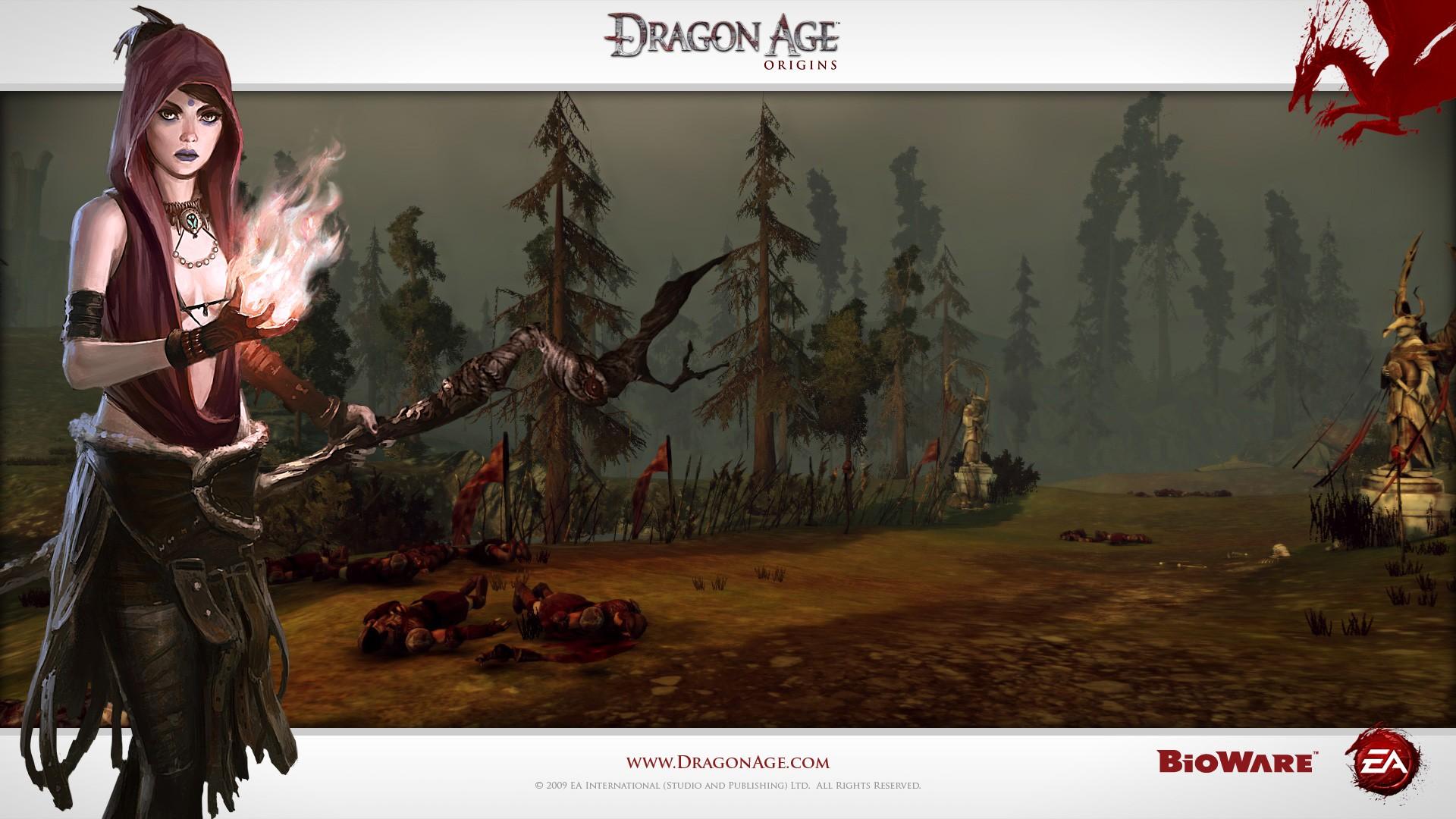 Wallpaper Video Games Dragon Age Mythology Dragon Age Origins