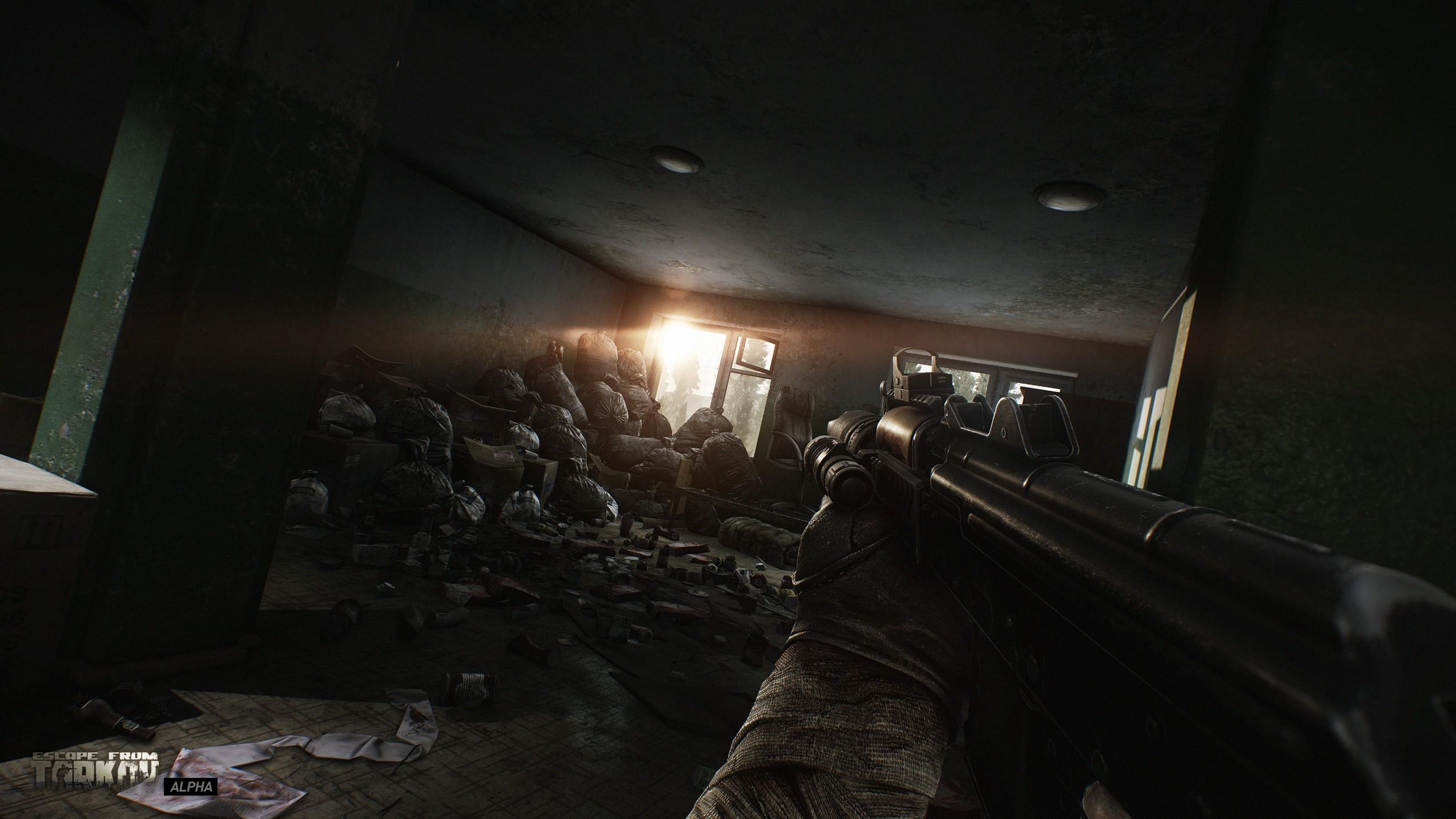 Wallpaper : video games, Escape from Tarkov, videojuegos