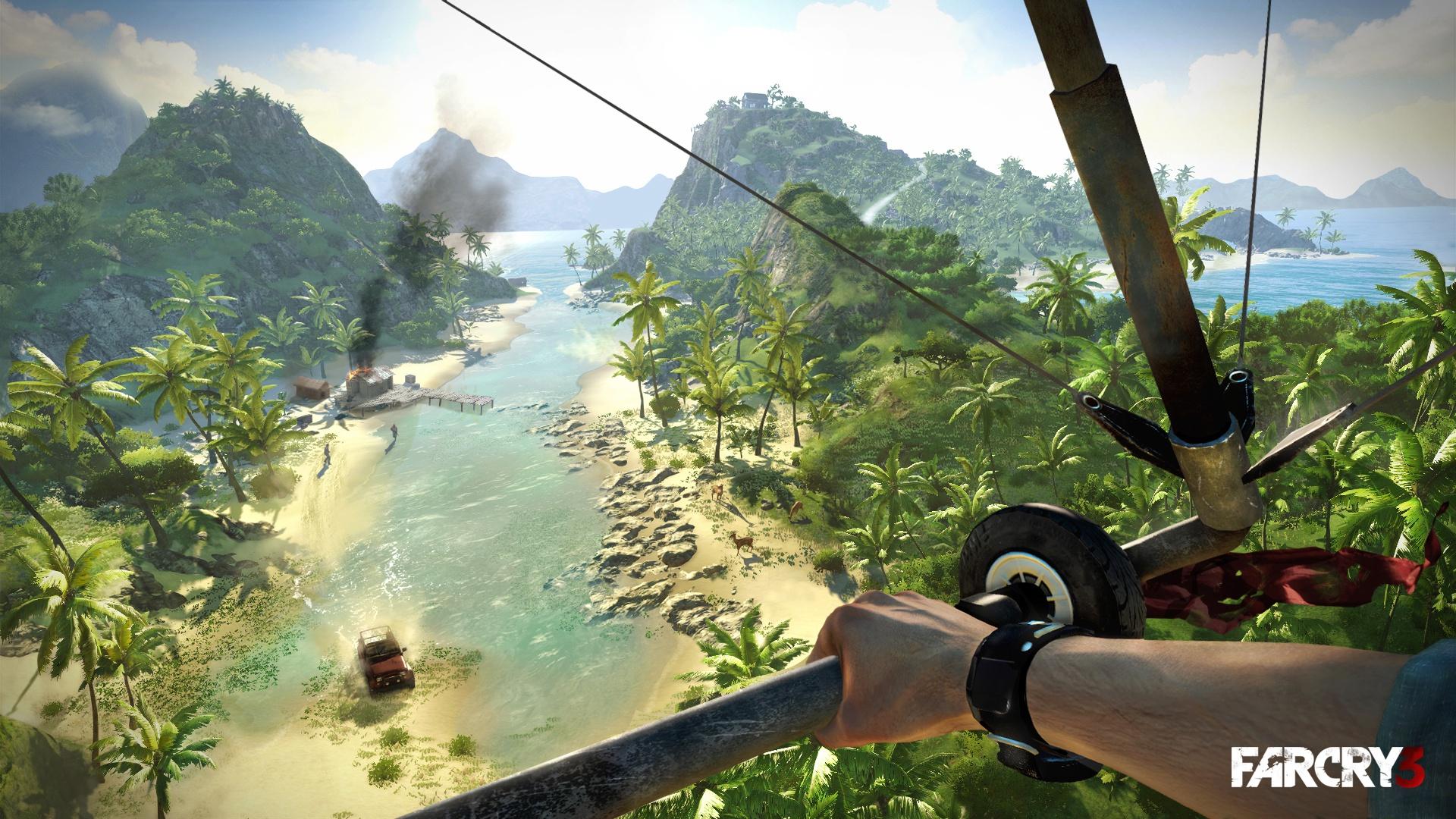 Wallpaper Video Games Far Cry 3 1920x1080 Utp 1171926 Hd