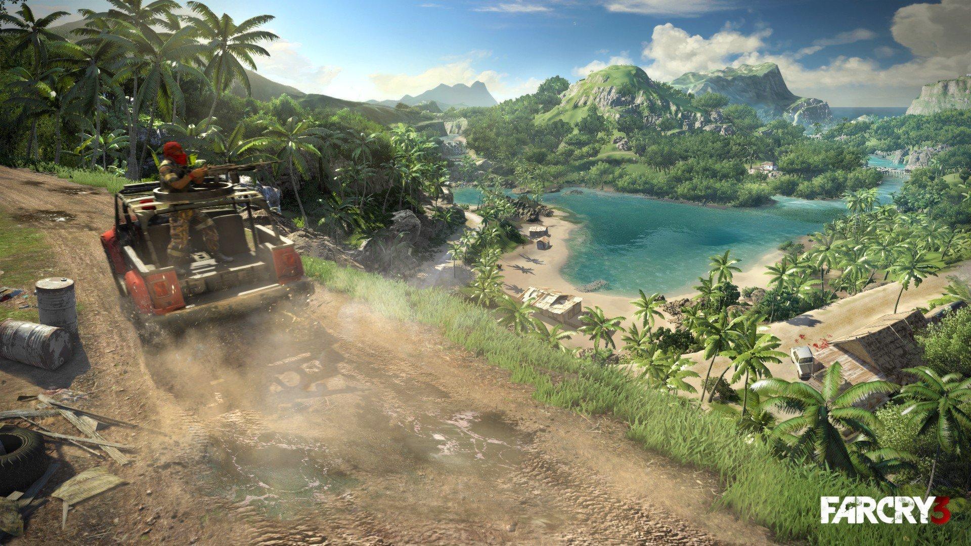 Wallpaper Video Games Far Cry 3 1920x1080 Utp 1171940 Hd