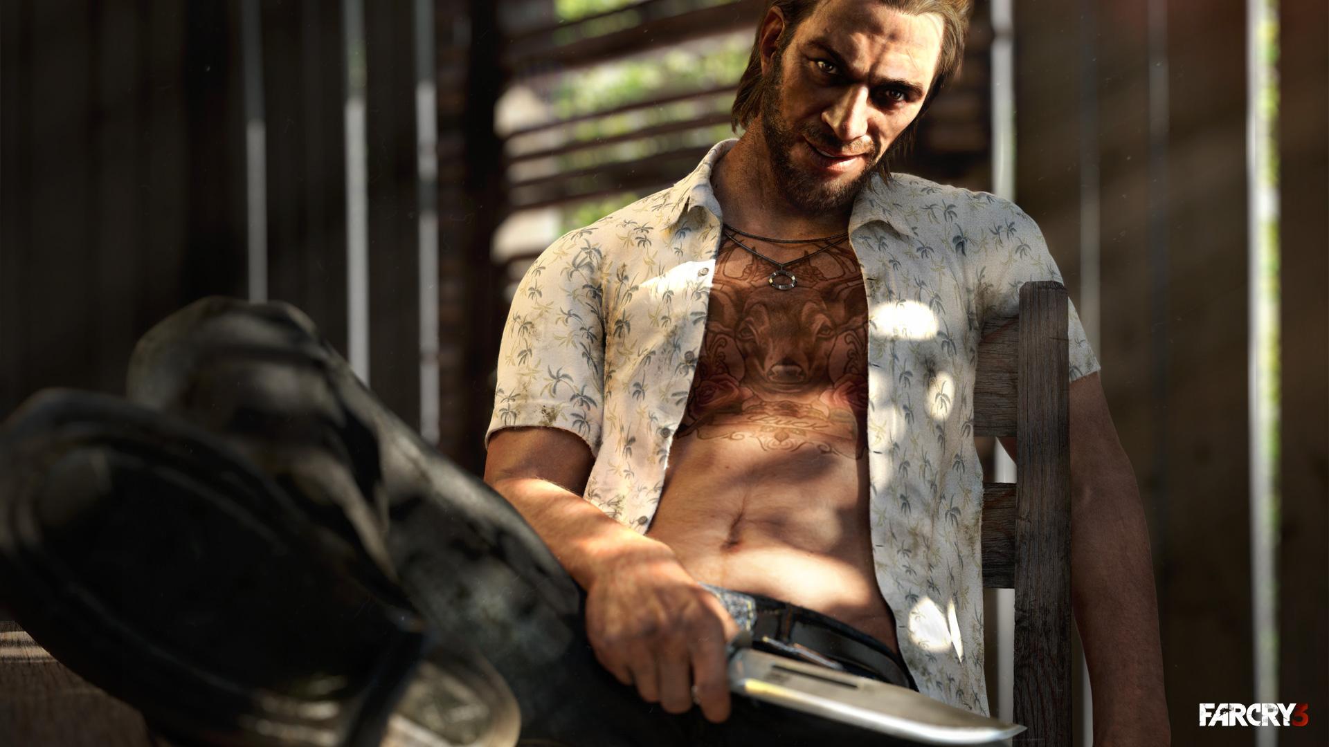 Wallpaper Video Games Far Cry 3 Buck 1920x1080 Sandwich