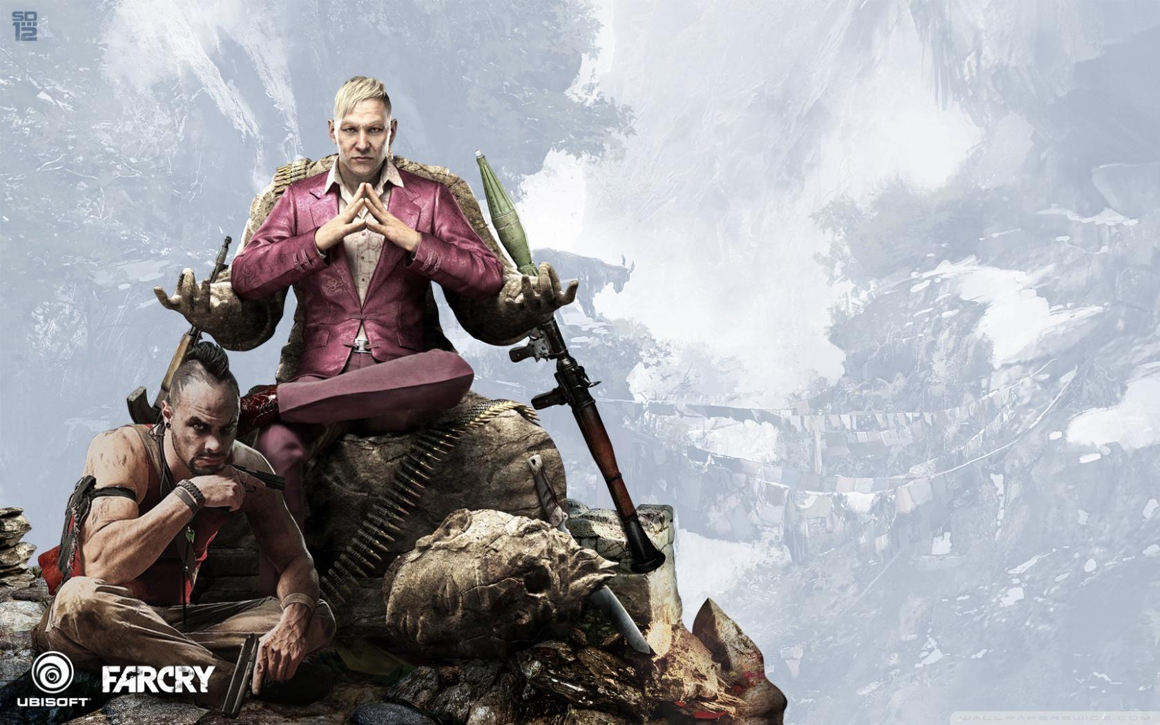 Wallpaper Video Games Far Cry 4 Pagan Min Vaas Montenegro