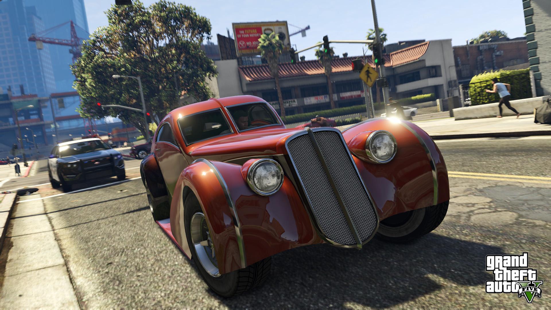 Wallpaper Video Games Grand Theft Auto V Car Grand