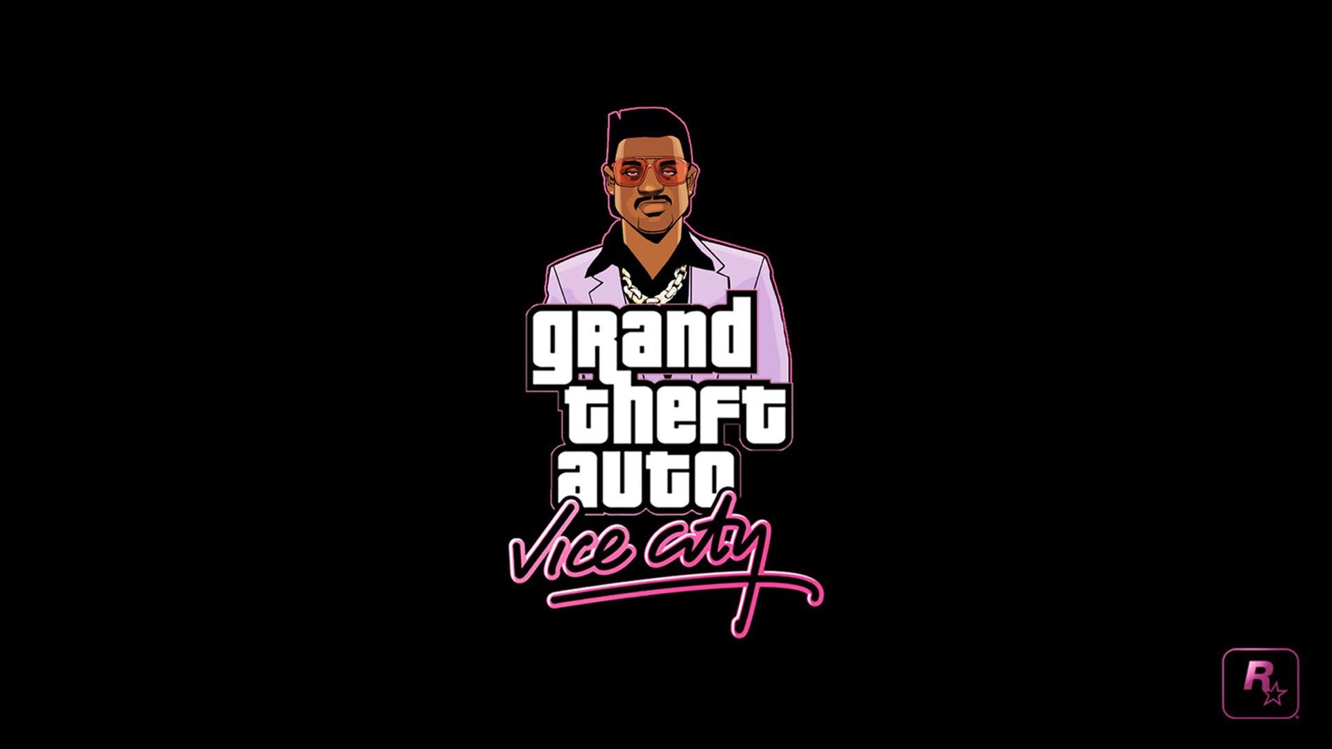 Ipad Retina Hd Wallpaper Rockstar Games: Papel De Parede : Videogames, Grand Theft Auto Vice City
