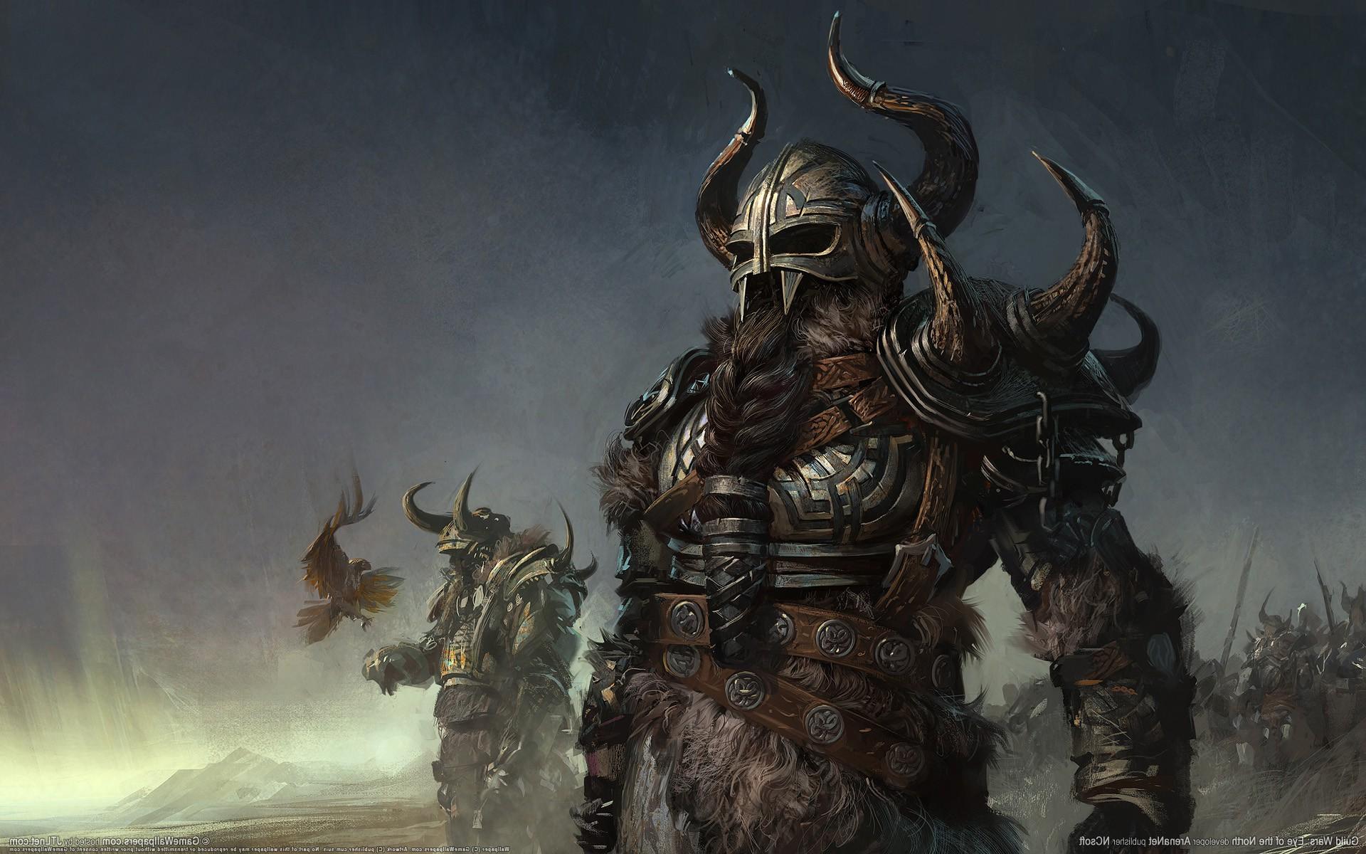 Wallpaper : video games, Guild Wars 2, mythology, screenshot