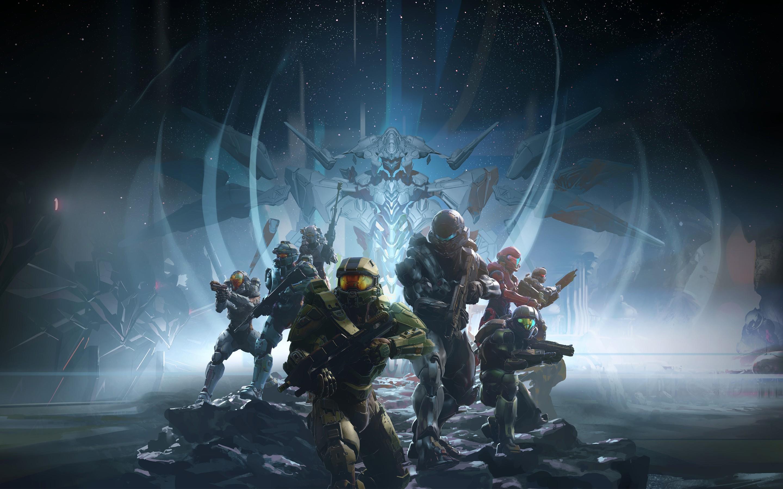 Wallpaper Video Games Halo 5 Guardians Screenshot Mecha