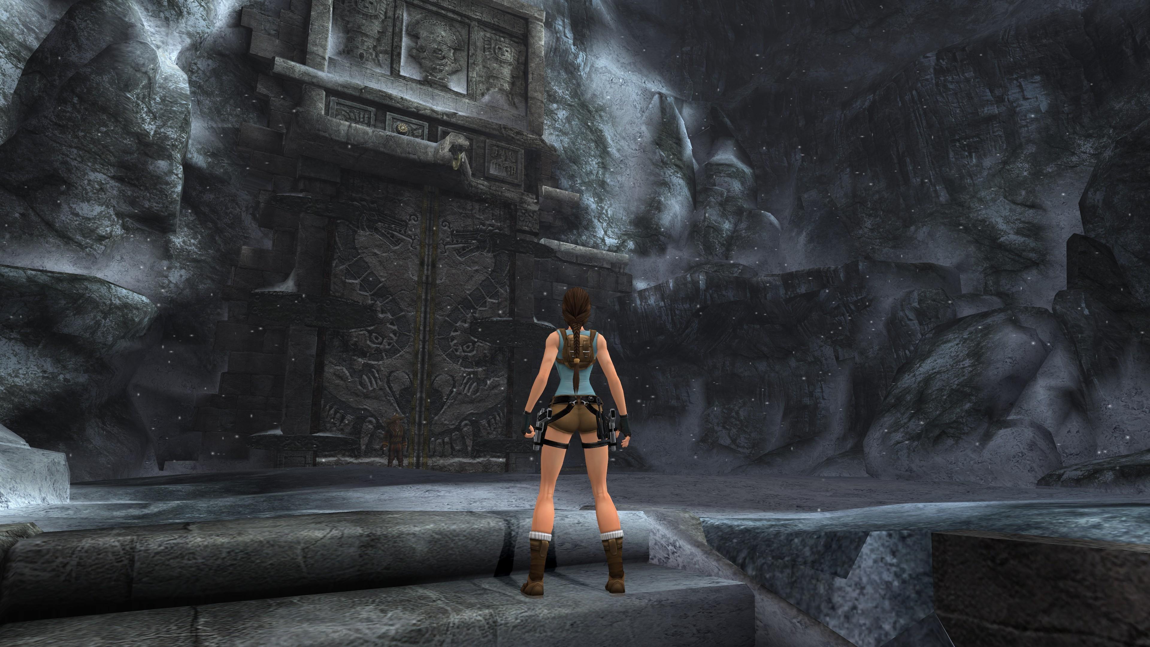 Video Games Lara Croft Tomb Raider Mythology Anniversary Darkness Screenshot Computer Wallpaper Pc Game