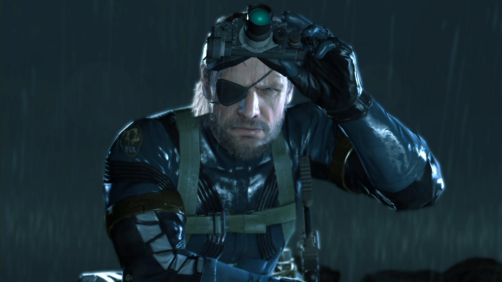wallpaper : video games, metal gear solid, metal gear, metal gear