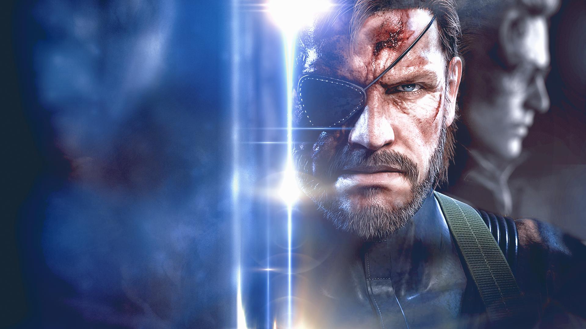 Wallpaper Video Games Metal Gear Solid Metal Gear Metal