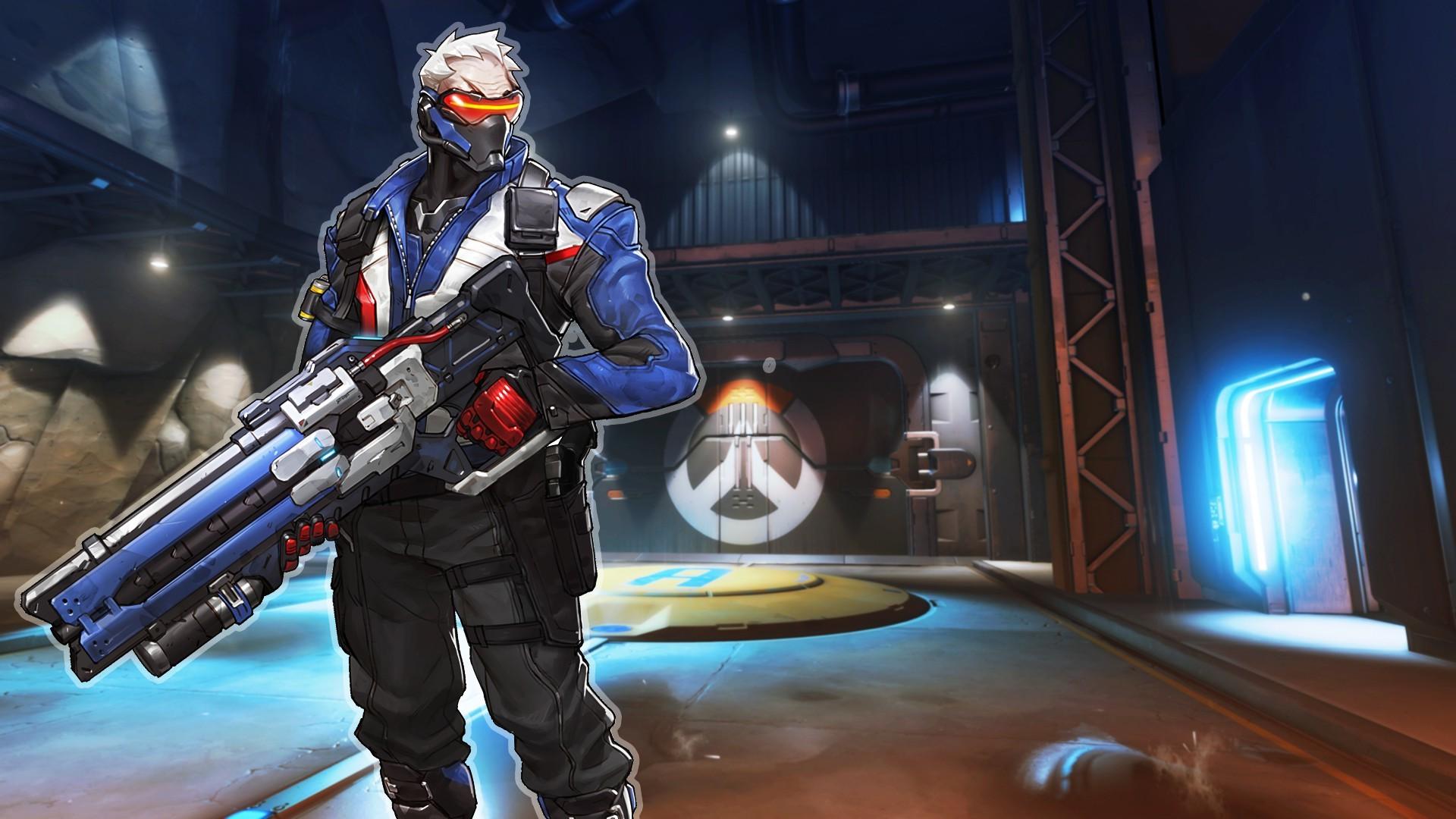 Wallpaper : video games, Overwatch, Blizzard Entertainment