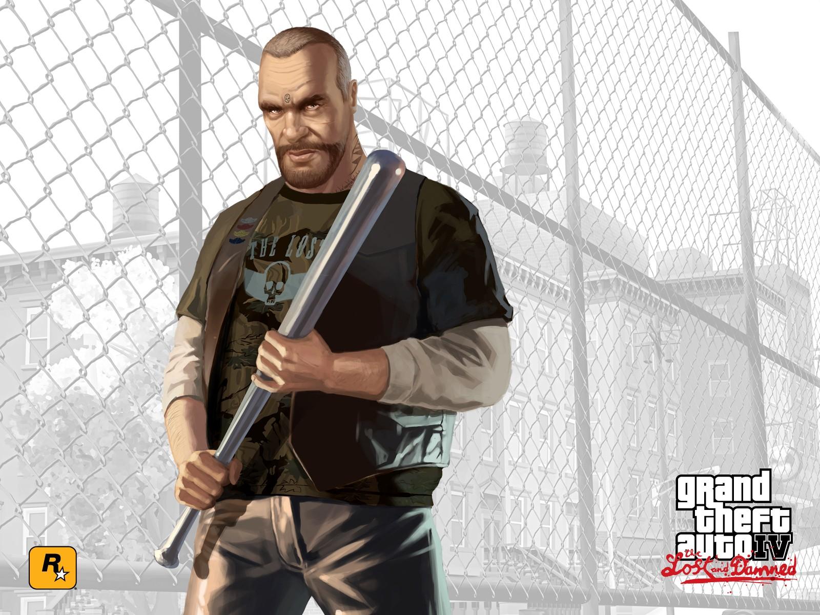 Wallpaper : video games, Rockstar Games, Grand Theft Auto The Lost