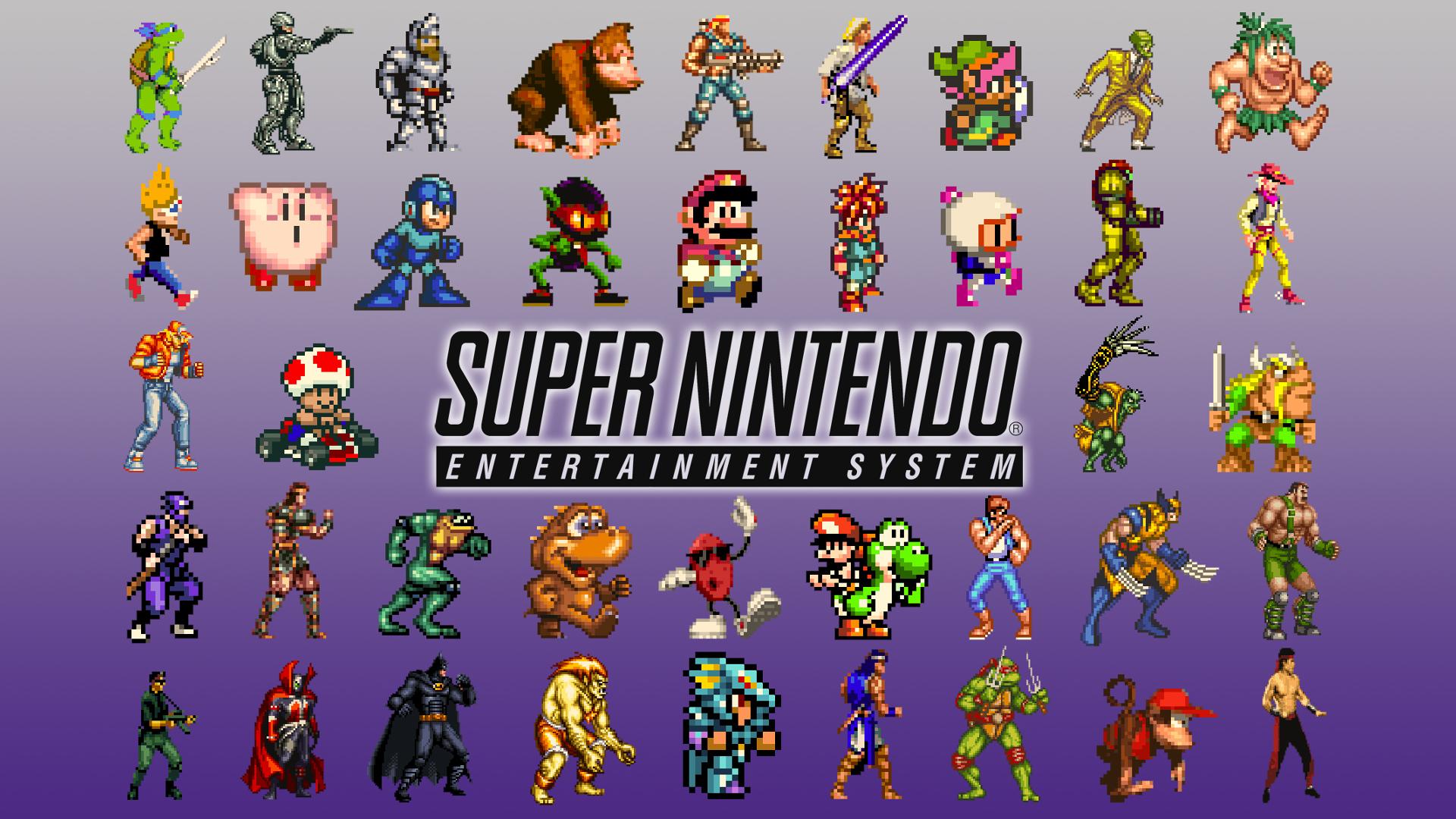 Fondos De Pantalla Videojuegos Super Nintendo Retro Juegos Snes