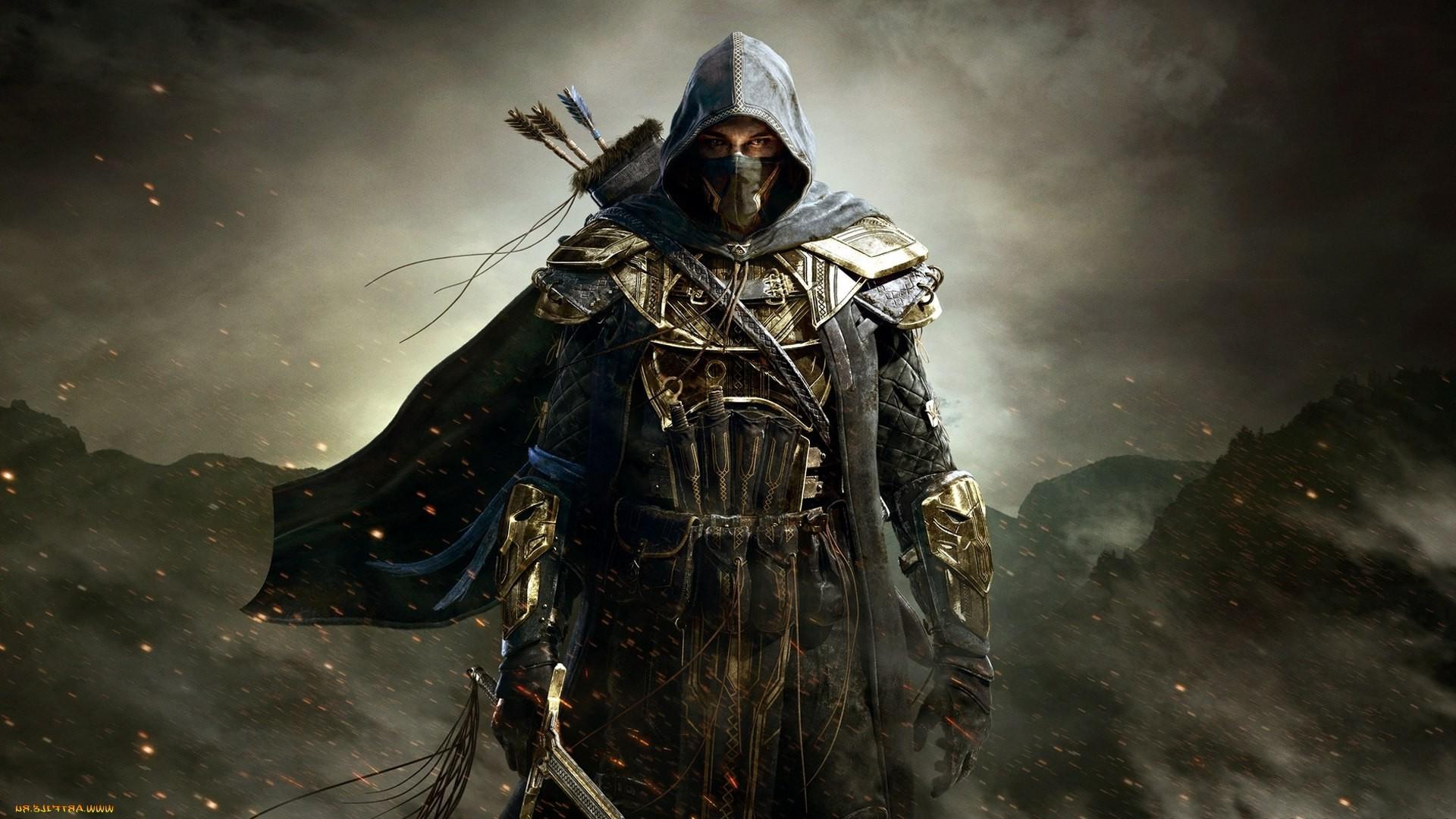 Wallpaper Video Games The Elder Scrolls Online Mythology