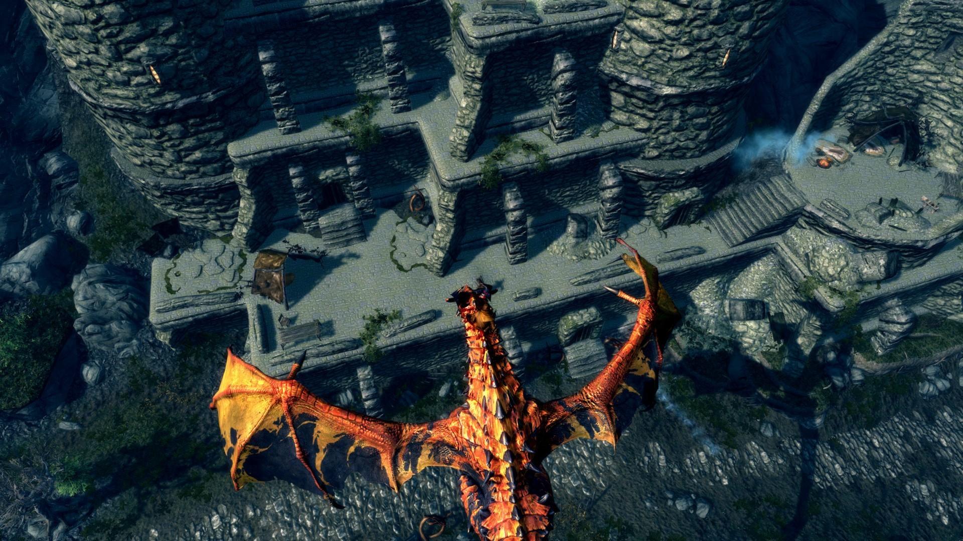 Wallpaper : video games, The Elder Scrolls V Skyrim