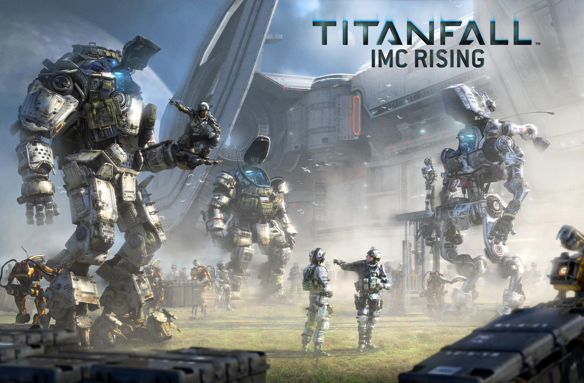 wallpaper : video games, titanfall, screenshot, mecha, pc game