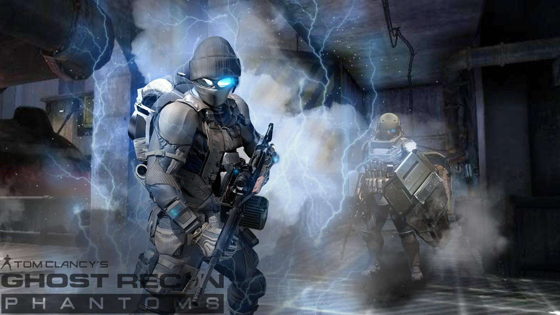 Ghost Recon Tom Clancy Phantoms