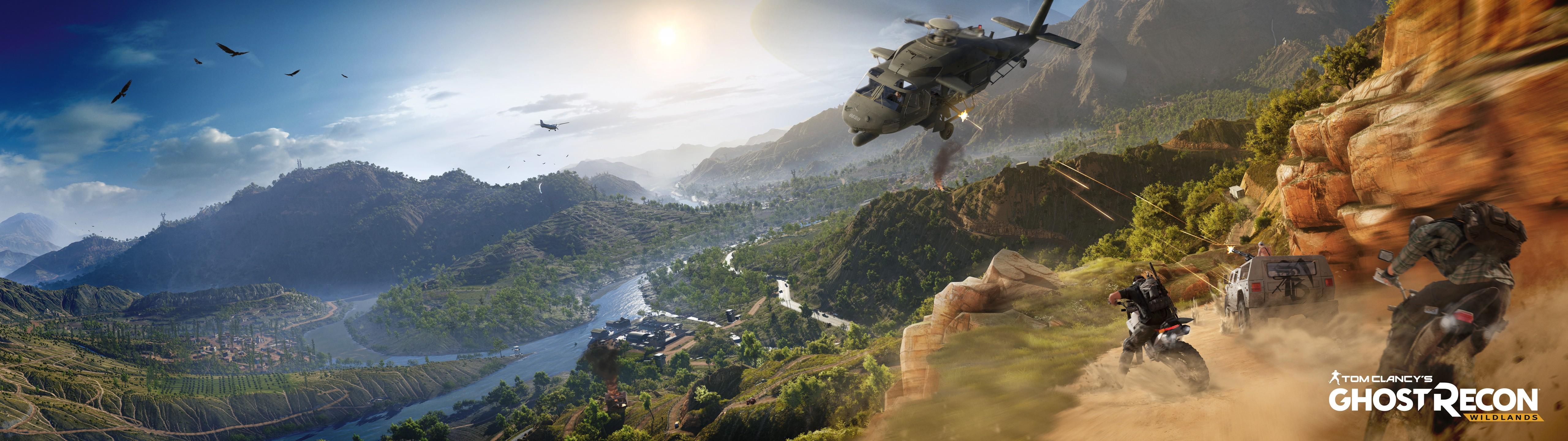 Wallpaper Video Games Tom Clancy S Ghost Recon Wildlands
