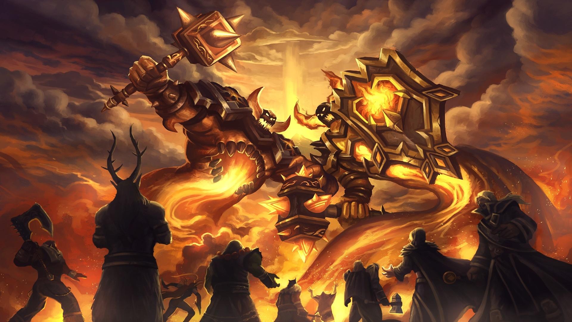 Warcraft Videospiele