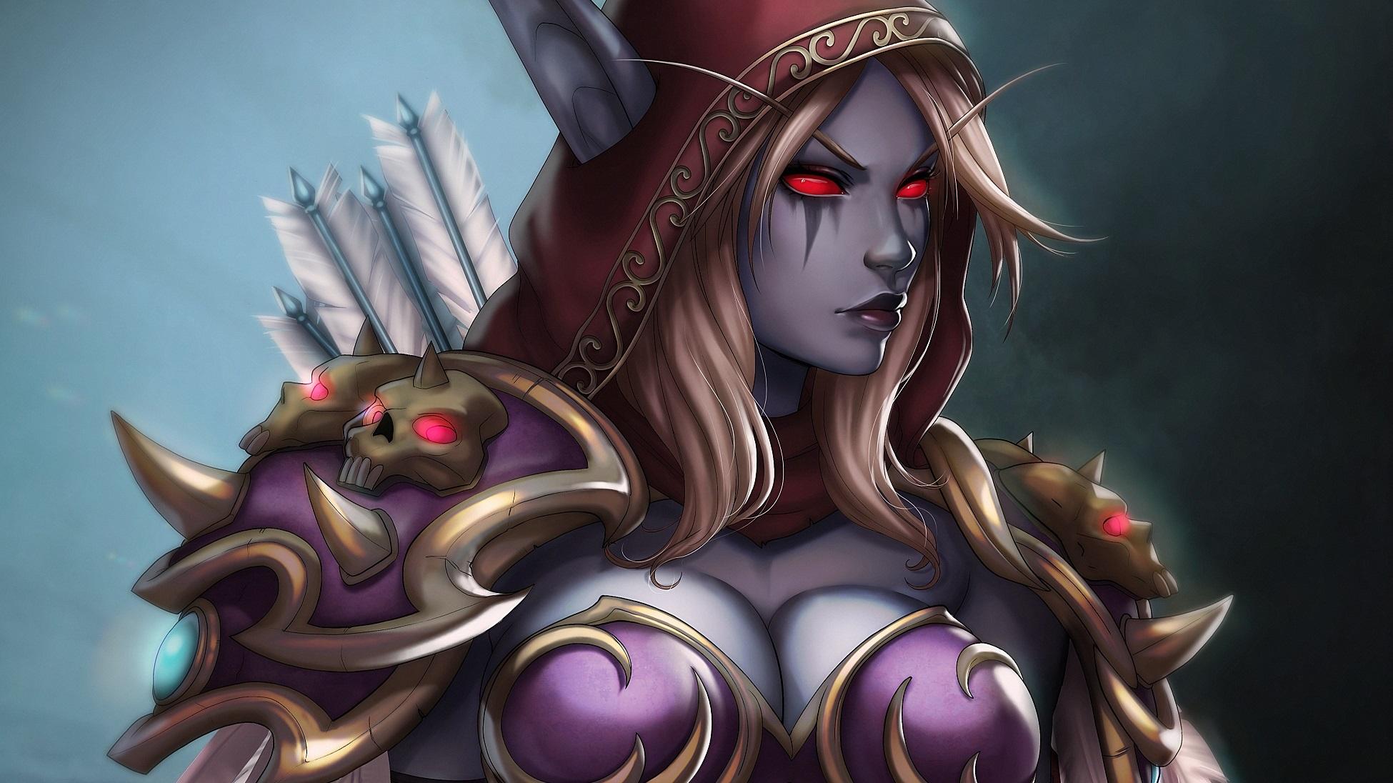 Dark Fantasy Big Tits Art