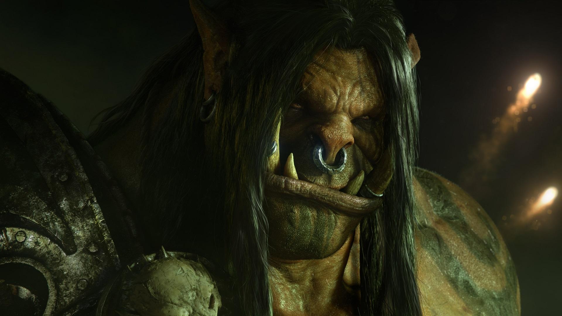 Fondos De Pantalla Videojuegos Mundo De Warcraft Orcos Orco