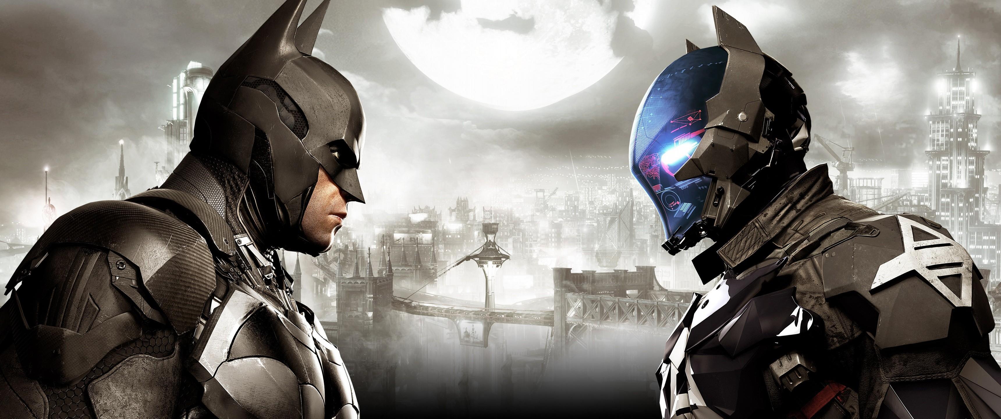 Wallpaper Video Games Anime Batman Arkham Knight Rocksteady