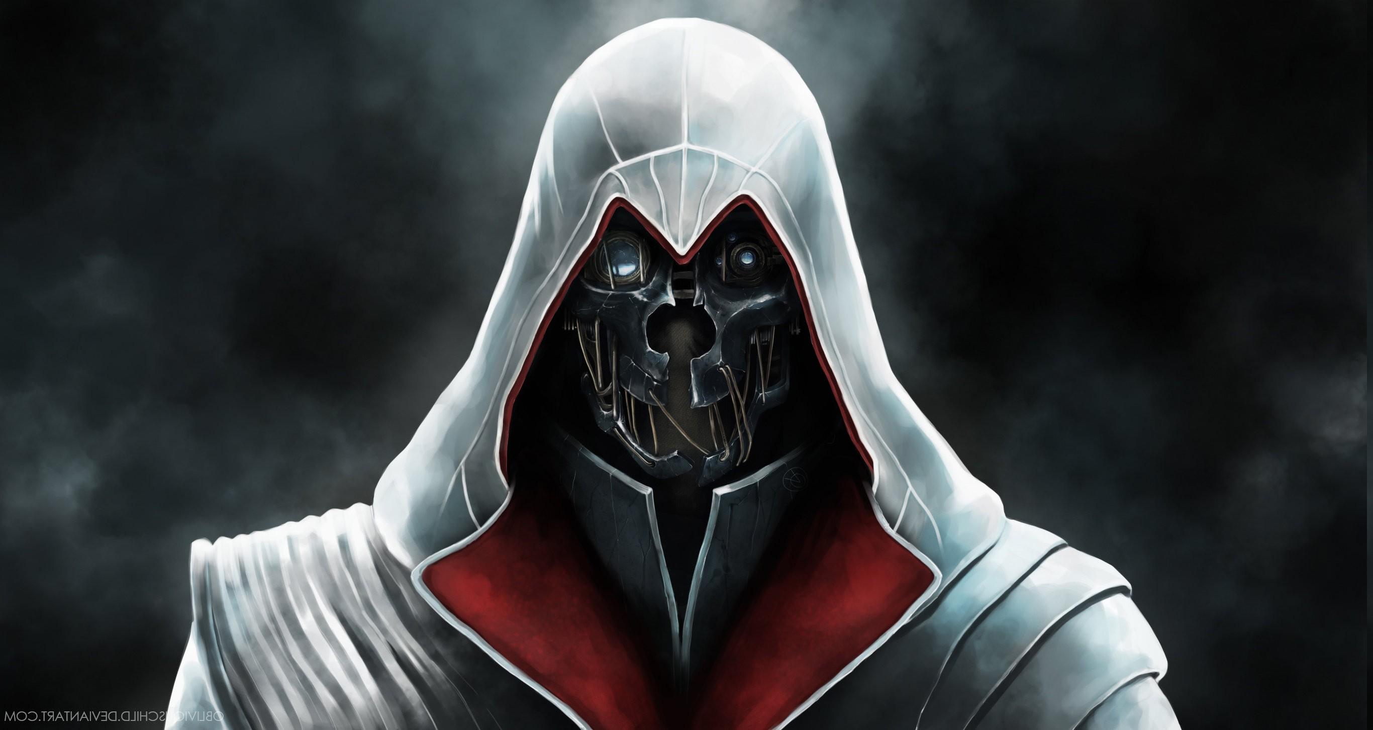 wallpaper : video games, anime, dishonored, darkness, screenshot