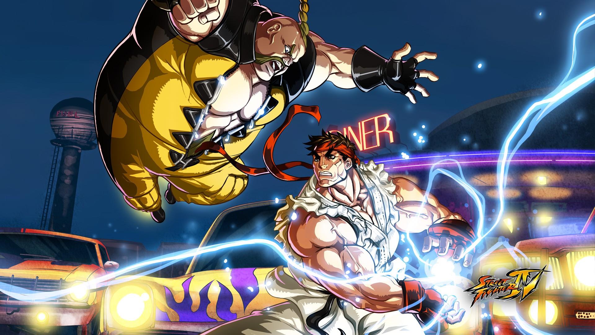 Wallpaper : video games, anime, artwork, cartoon, Street